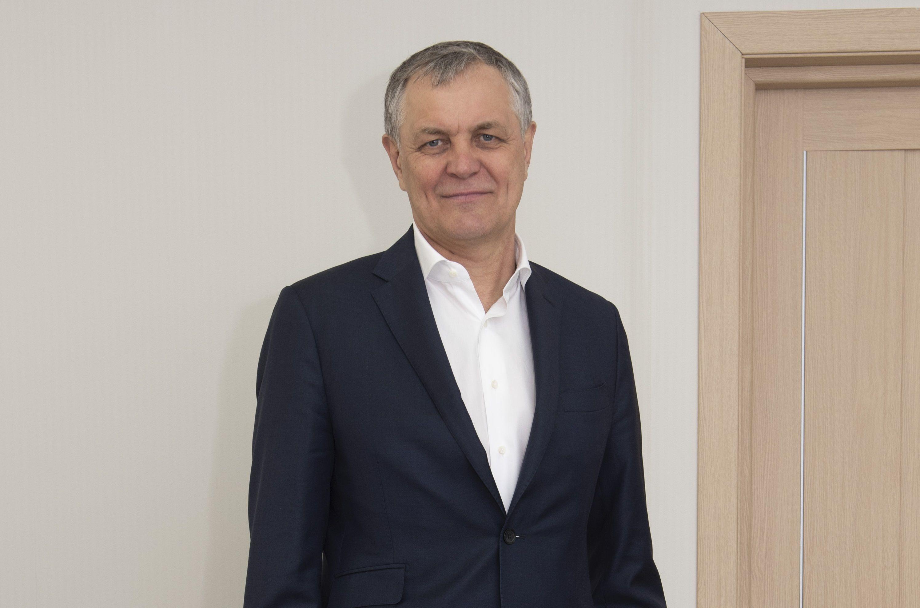 Владимир Жидкин: За три года построим десятки соцобъектов