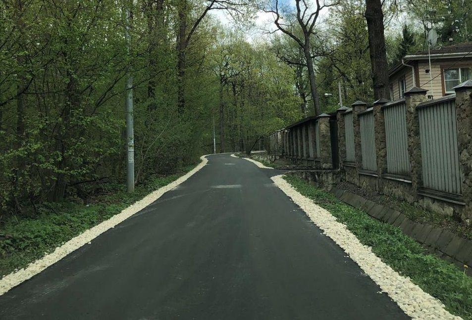 Четыре дороги отремонтировали во Внуковском