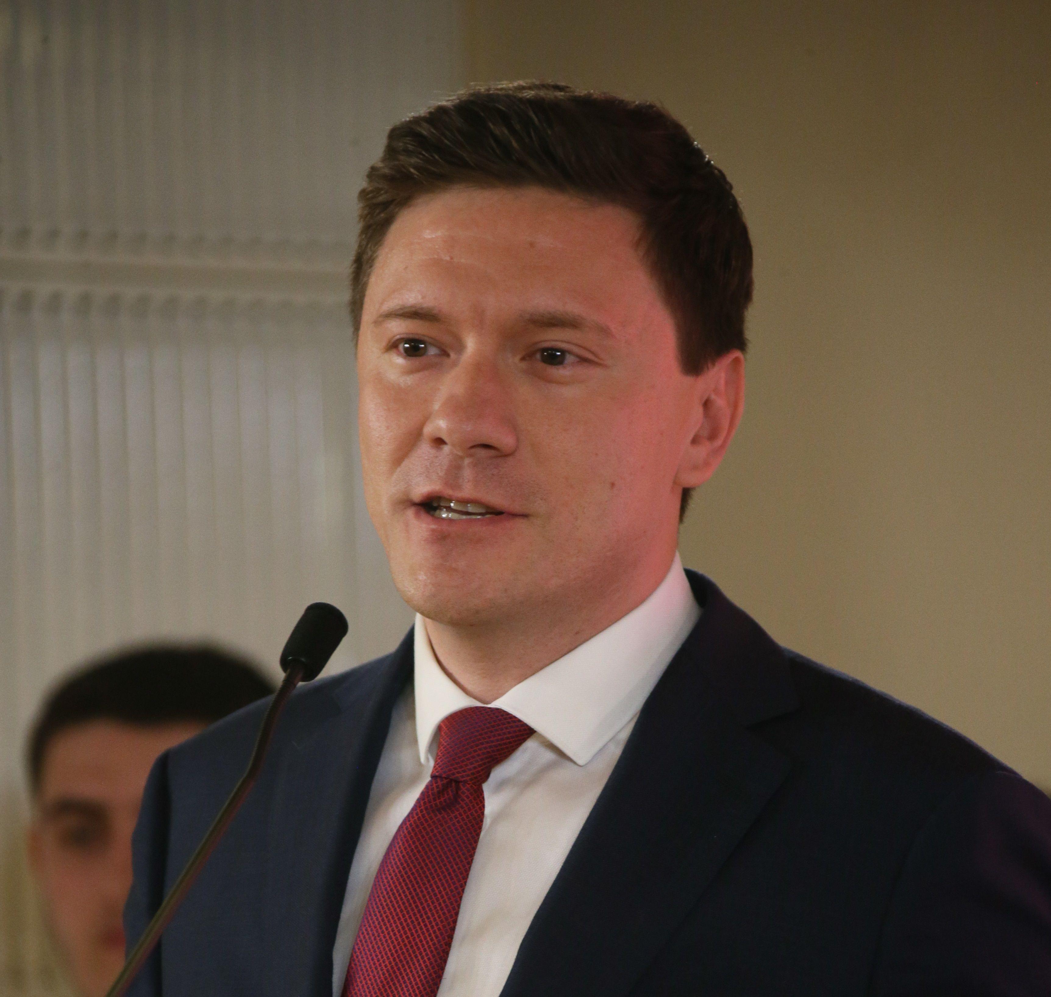На фото: Руководитель Центра качества городской среды Александр Козлов