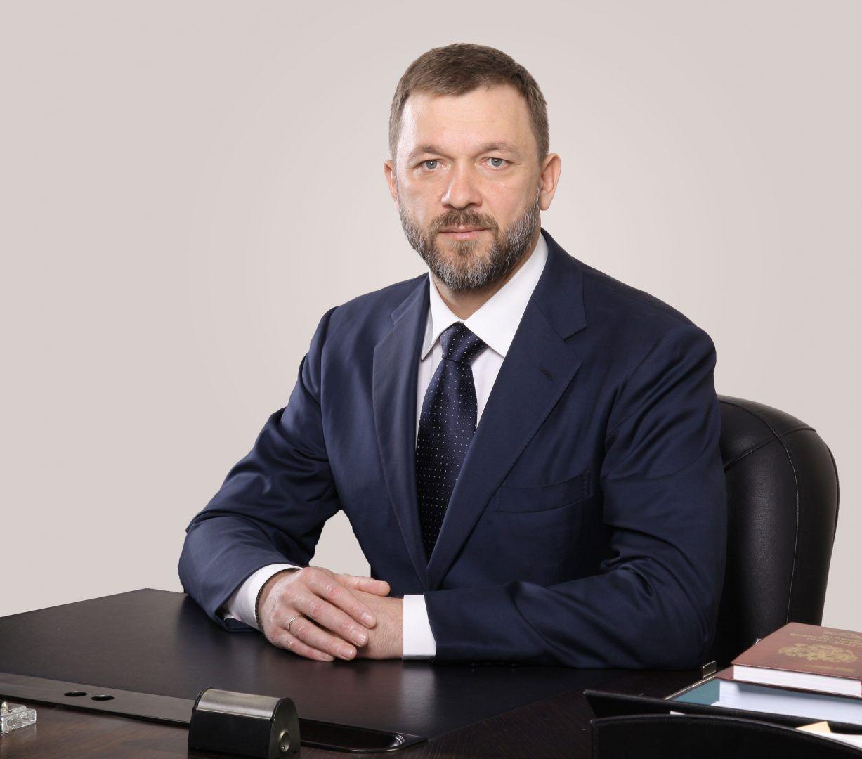 На фото депутат Госдумы Дмитрий Саблин