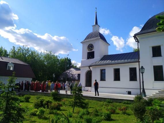 Концерт духовной музыки организовали в Щаповском