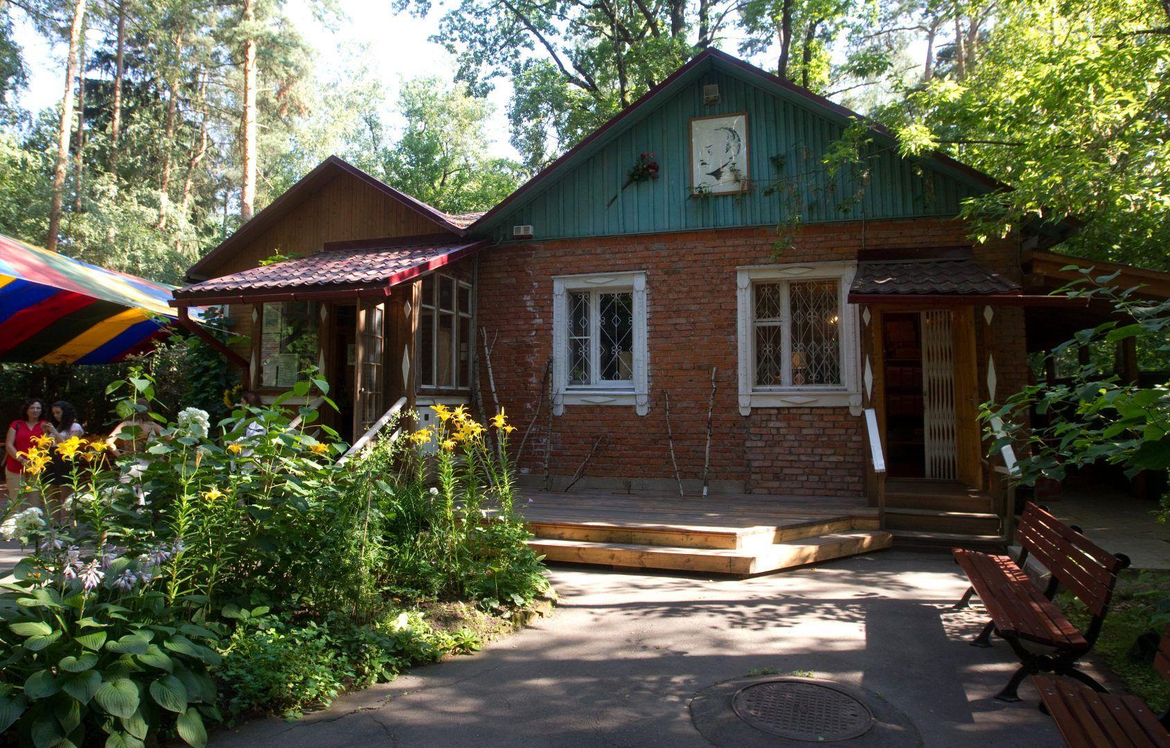 Дом-музей Окуджавы. Фото: Илья Питалев / РИА Новости
