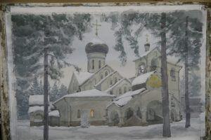 Картины мастера купили многие частные коллекционеры, музеи и Третьяковская галерея. Фото: Владимир Смоляков