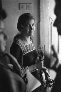 1965 год. Ольга Окуджава. Фото: Анатолий Гаранин / РИА Новости