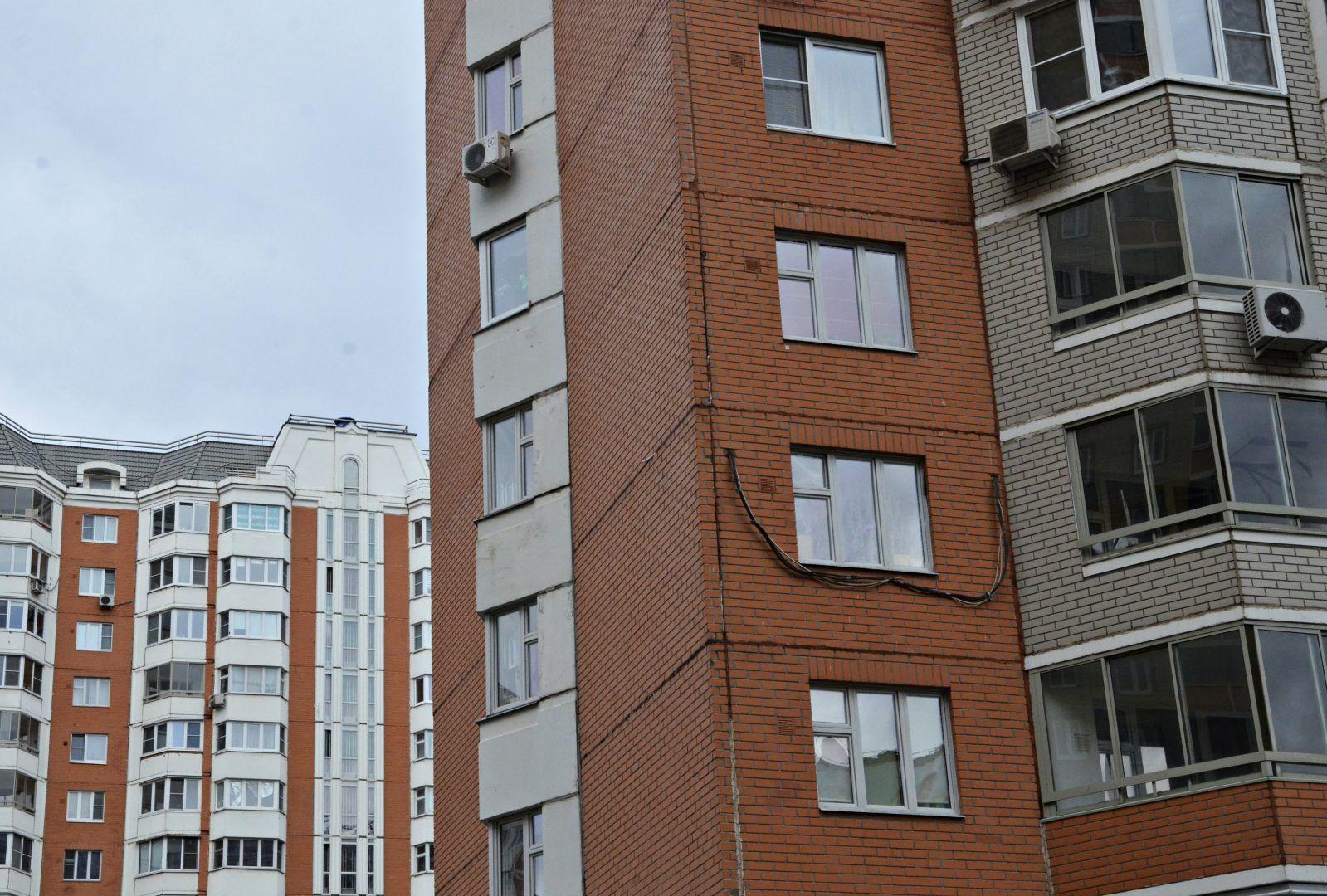 Ремонт дома проведут в Десеновском. Фото: Анна Быкова