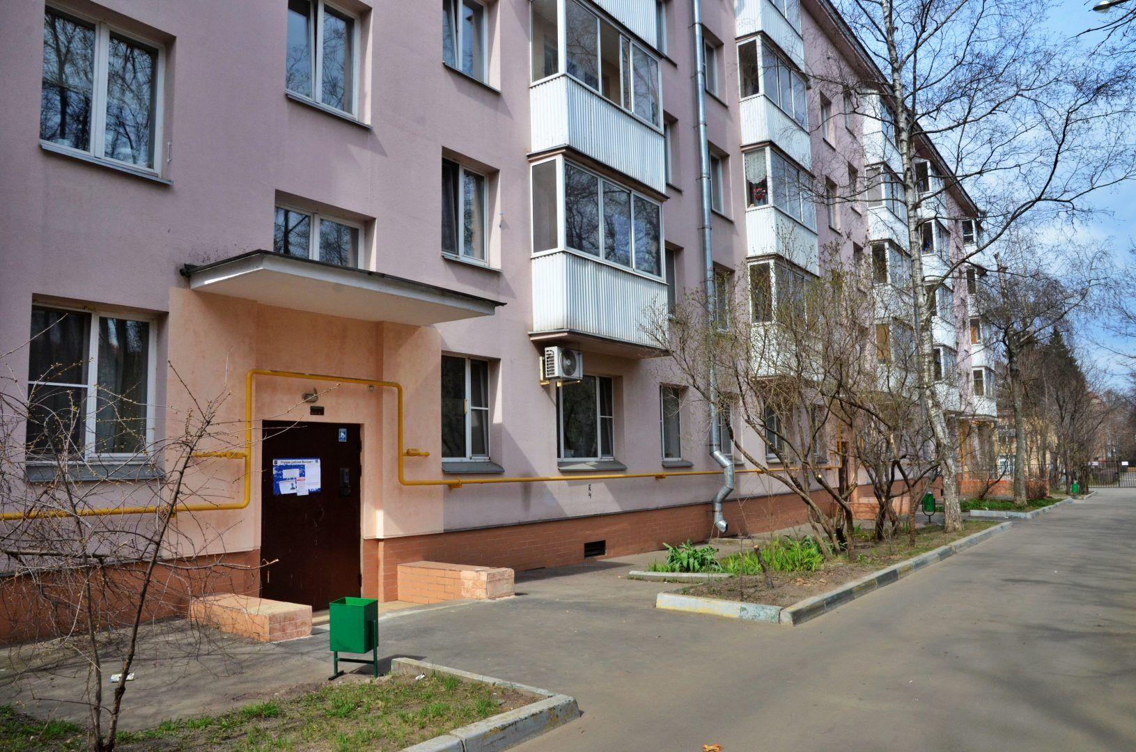Тротуары рядом с домами обновят в Киевском. Фото: Анна Быкова
