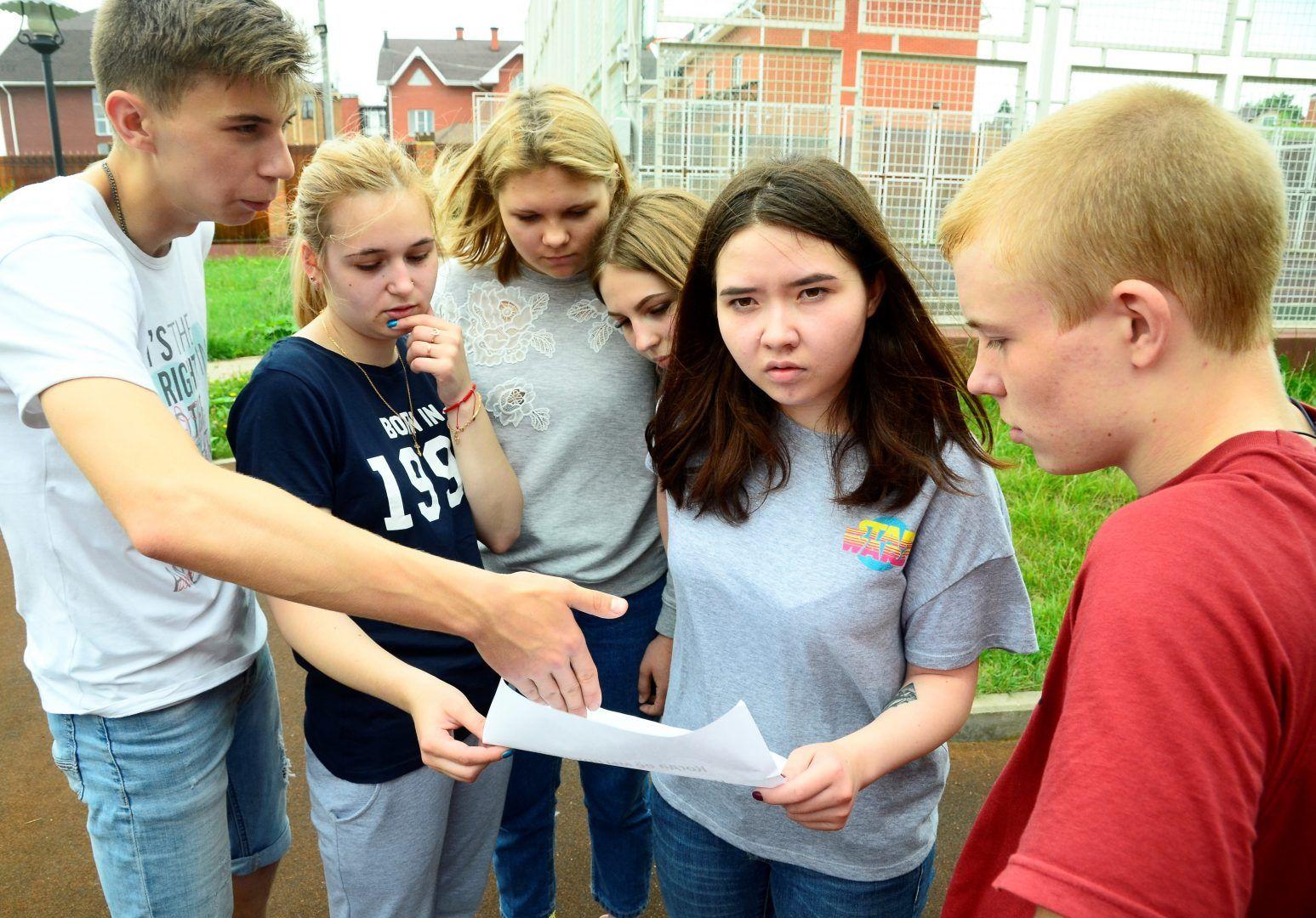 Ребята из Мосрентгена проведут акцию. Фото: Анна Быкова