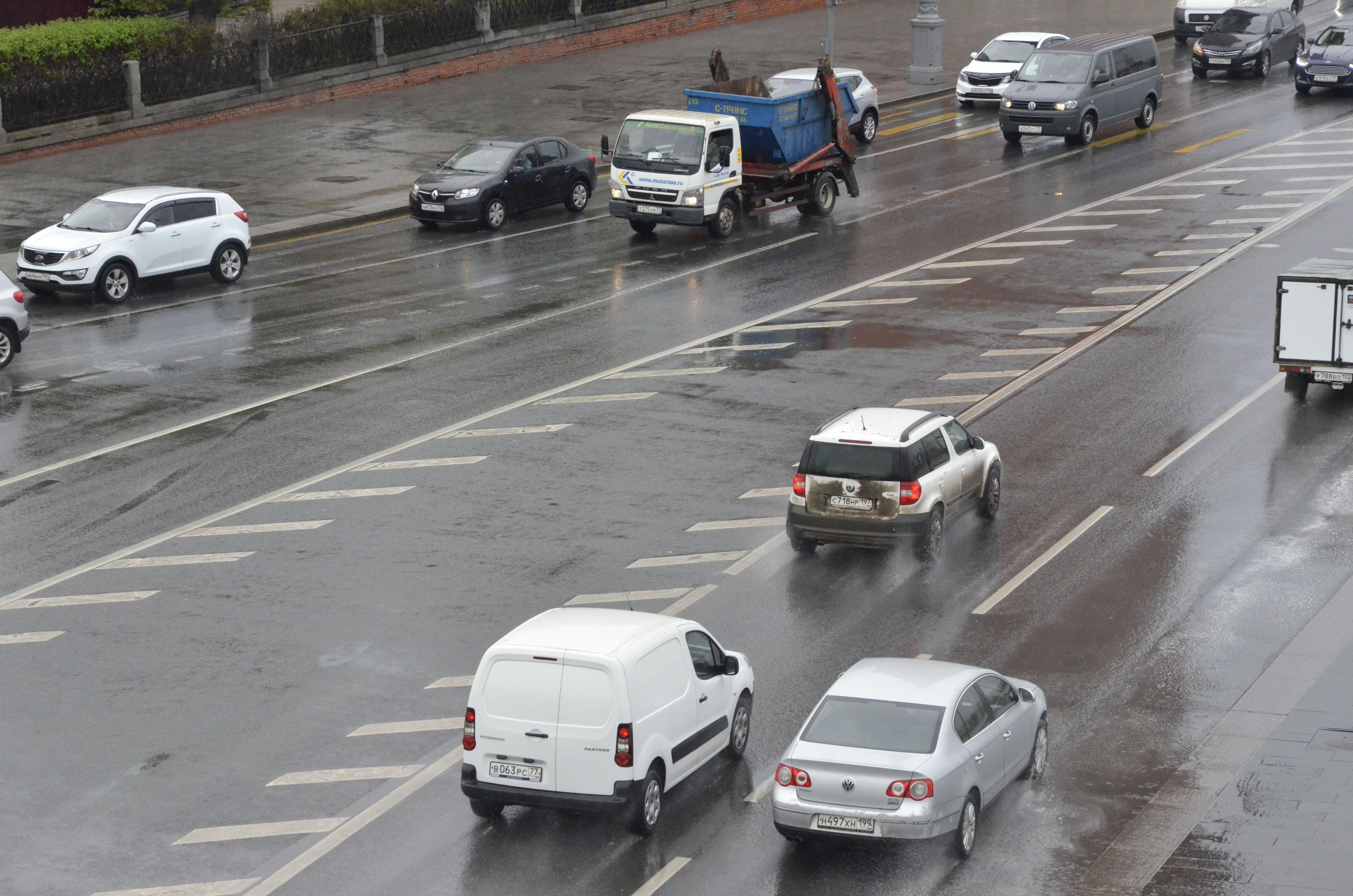 Примерно 80 километров подъездных дорог построили в Новой Москве за шесть лет. Фото: Анна Быкова