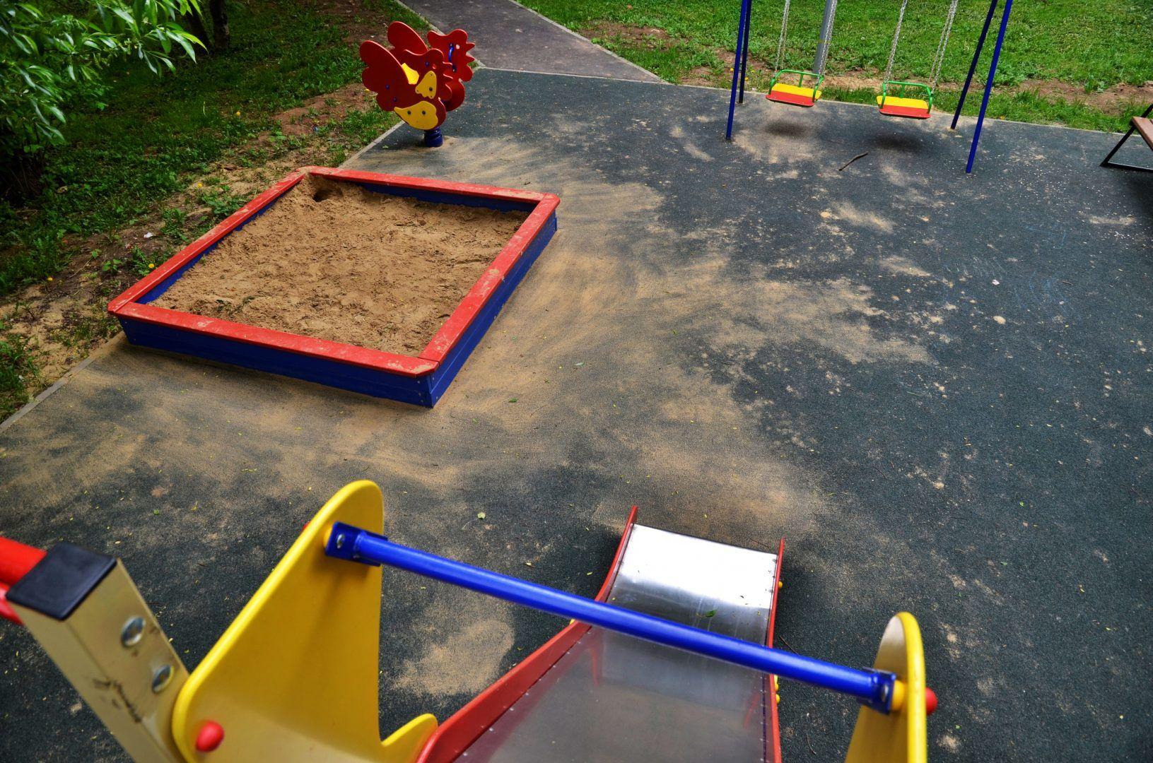 Детские площадки разместят в Новофедоровском. Фото: Анна Быкова