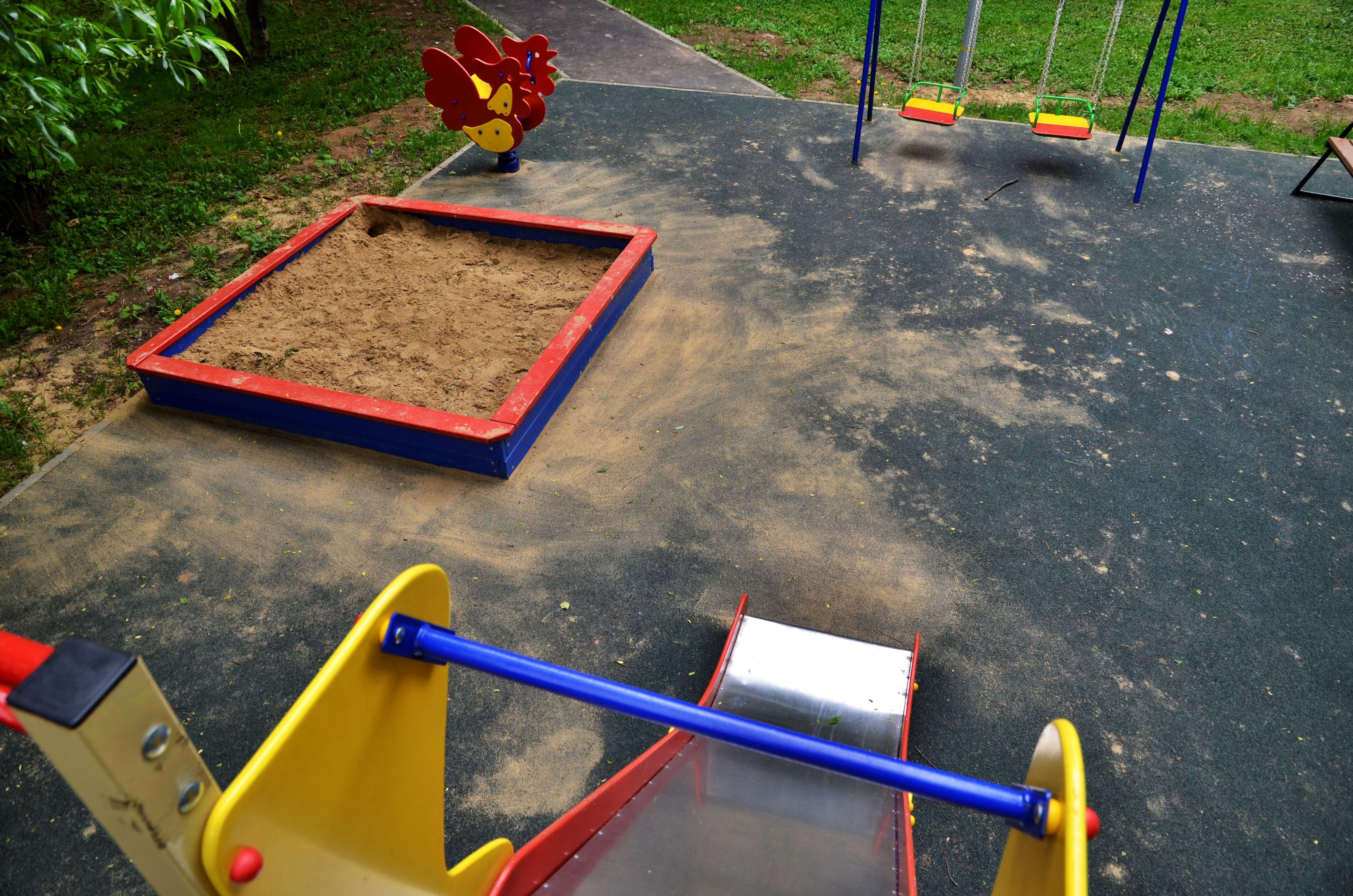 Детские площадки разместят в Новофедоровском