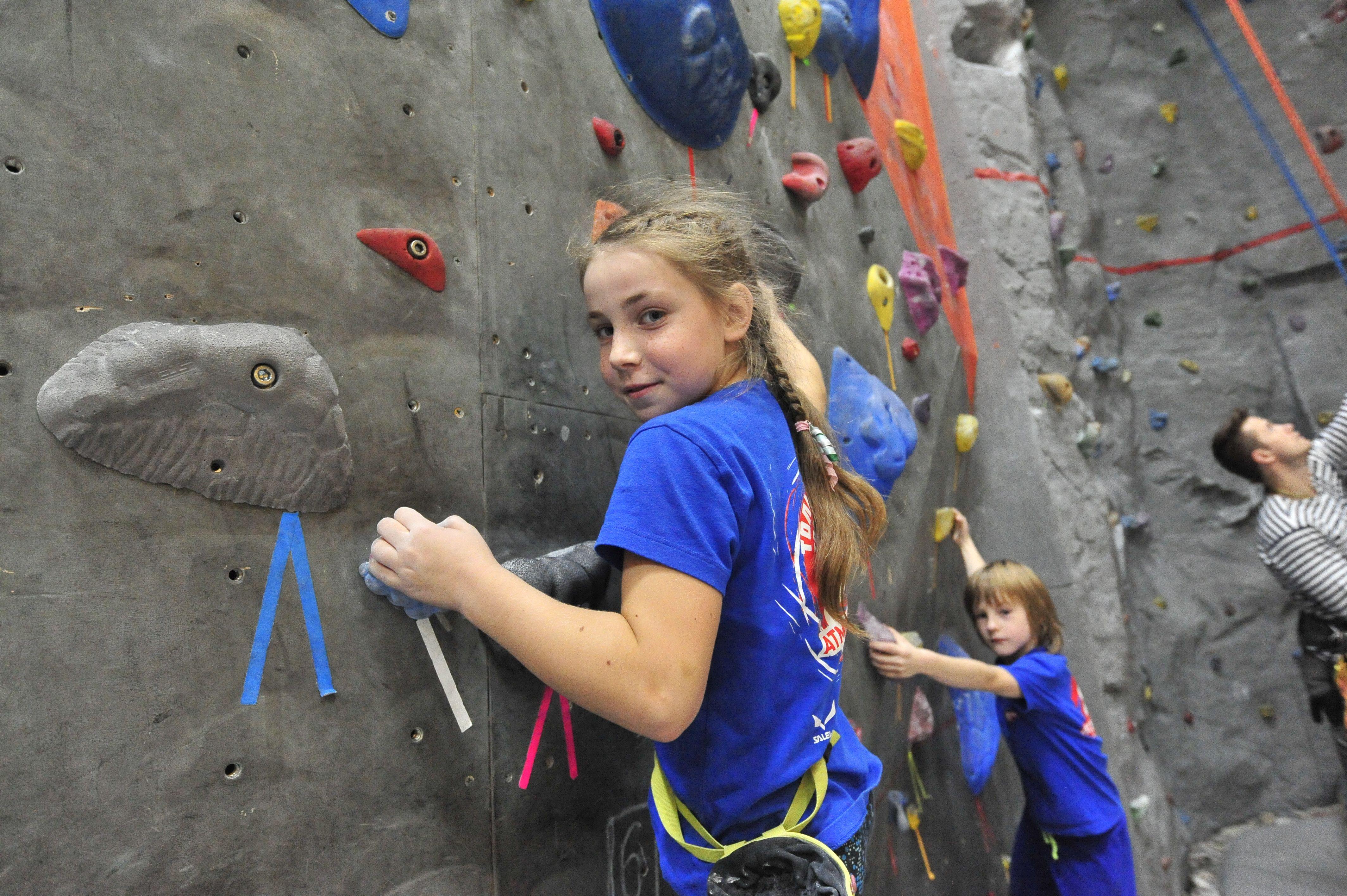 Соревнования по скалолазанию состоятся в Троицке