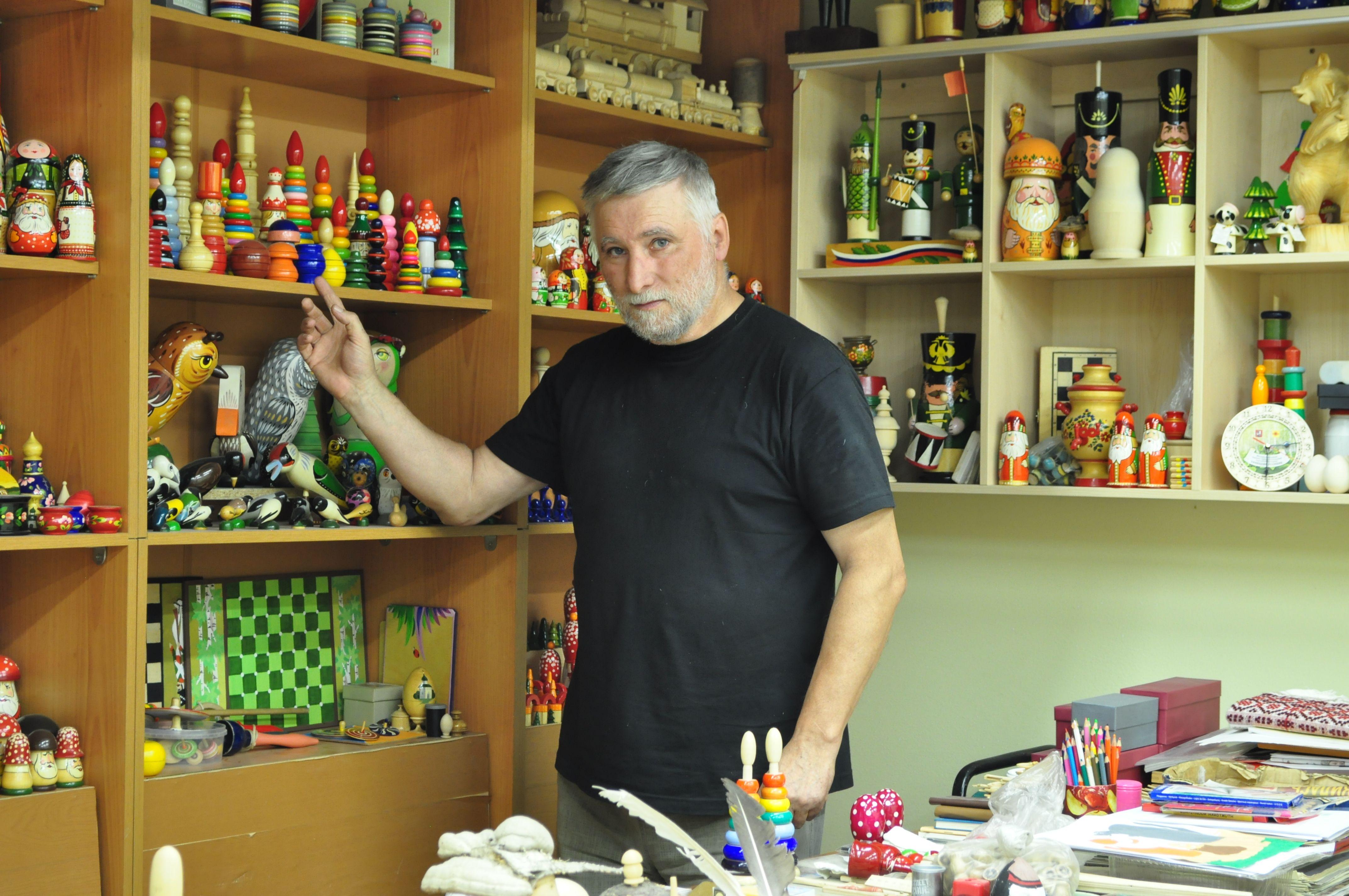 Народный промысел не забыт: Музей Бабенской игрушки появится в поселке Шишкин Лес