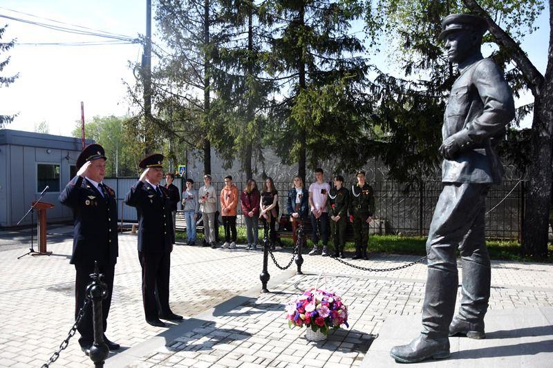 В УВД по ТиНАО состоялось торжественное мероприятие, посвященное 74-й годовщине Великой Победы