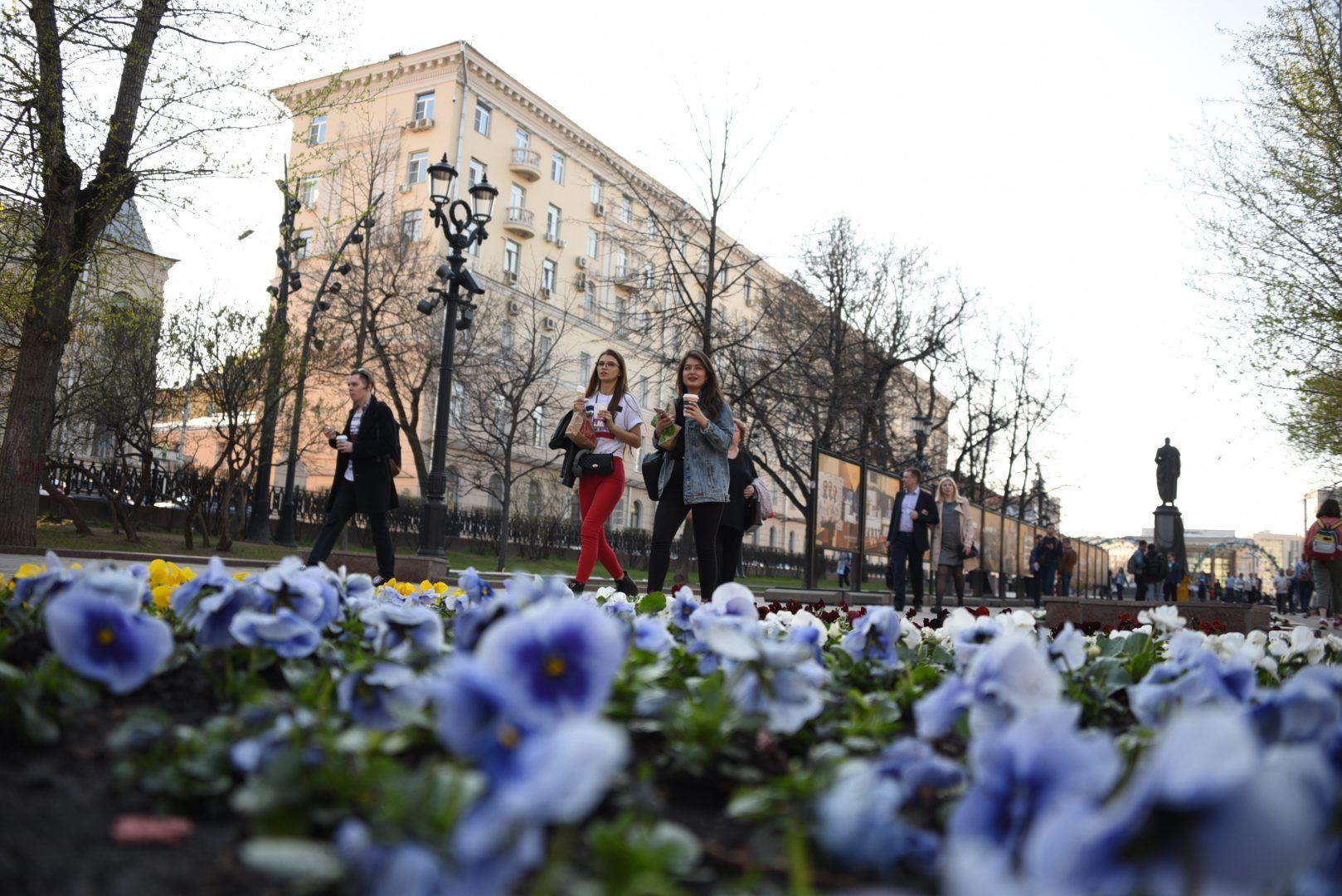 Москвичей ожидают жаркие и дождливые выходные.Фото: архив, «Вечерняя Москва»