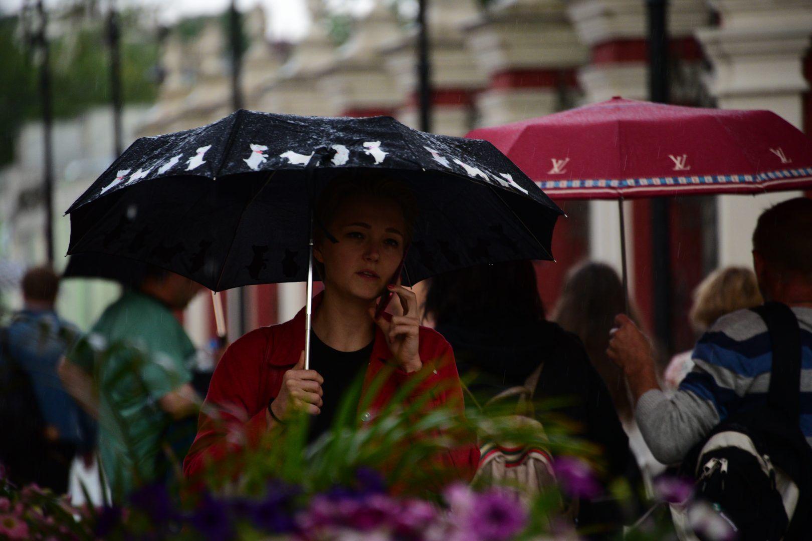Москвичей предупредили о непогоде. Фото: Пелагия Замятина