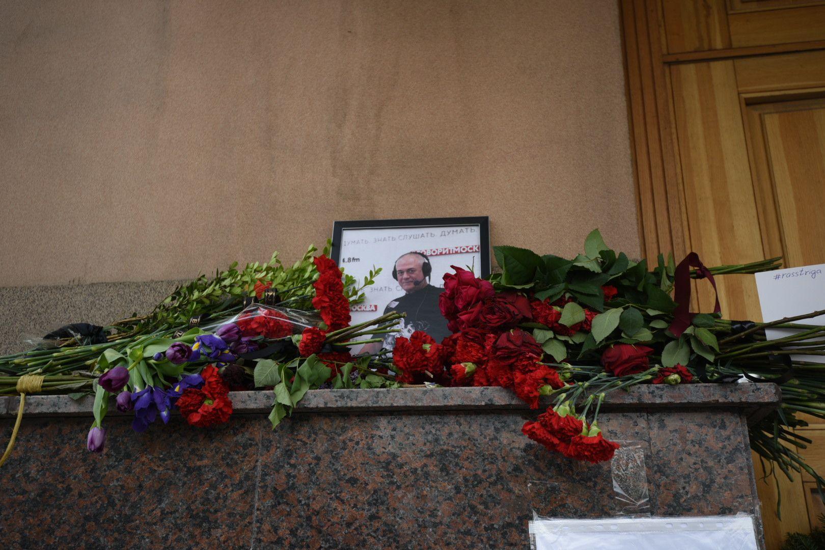 Похороны Сергея Доренко прошли на Троекуровском кладбище