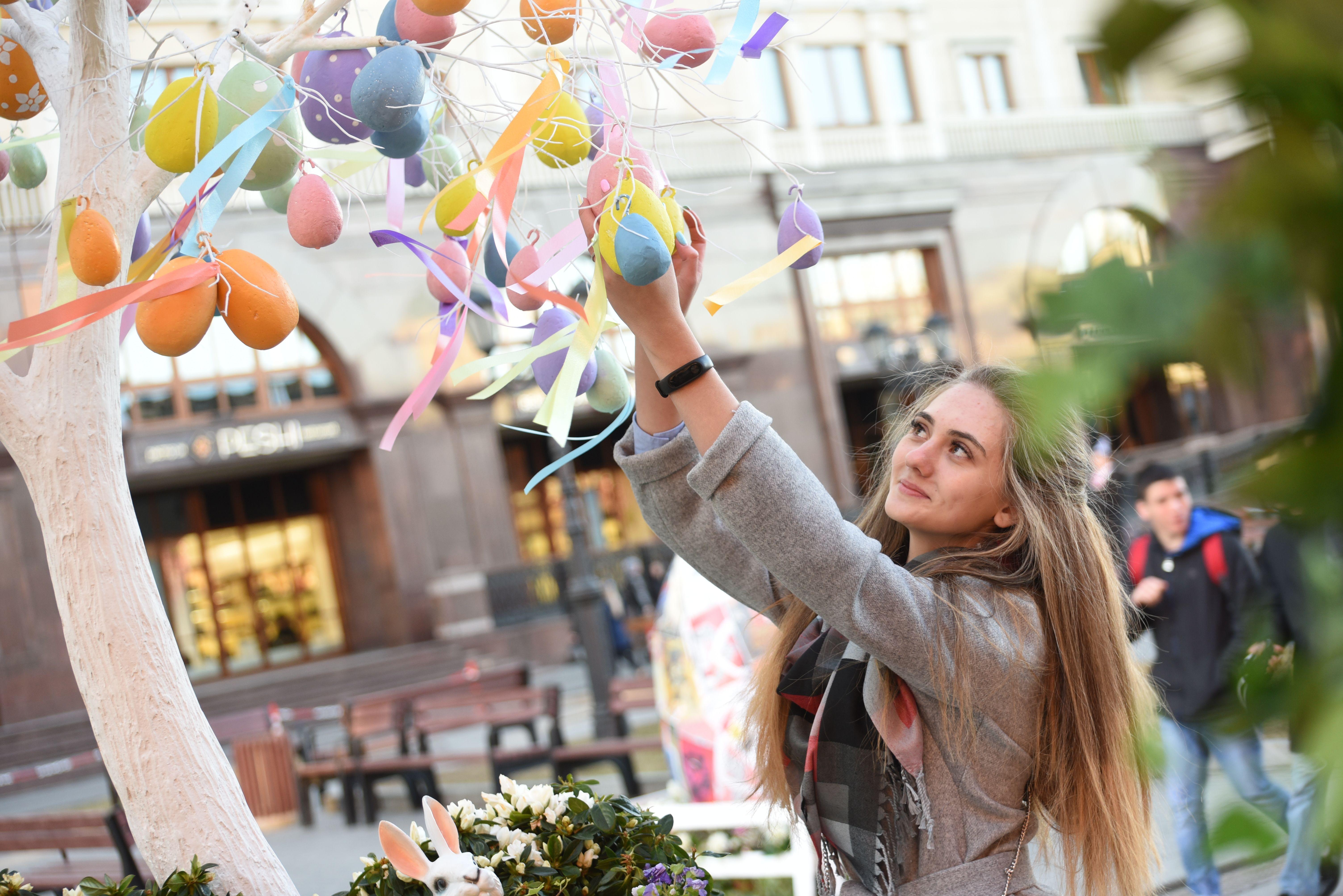 Москва отметит майские выходные концертами и мастер-классами