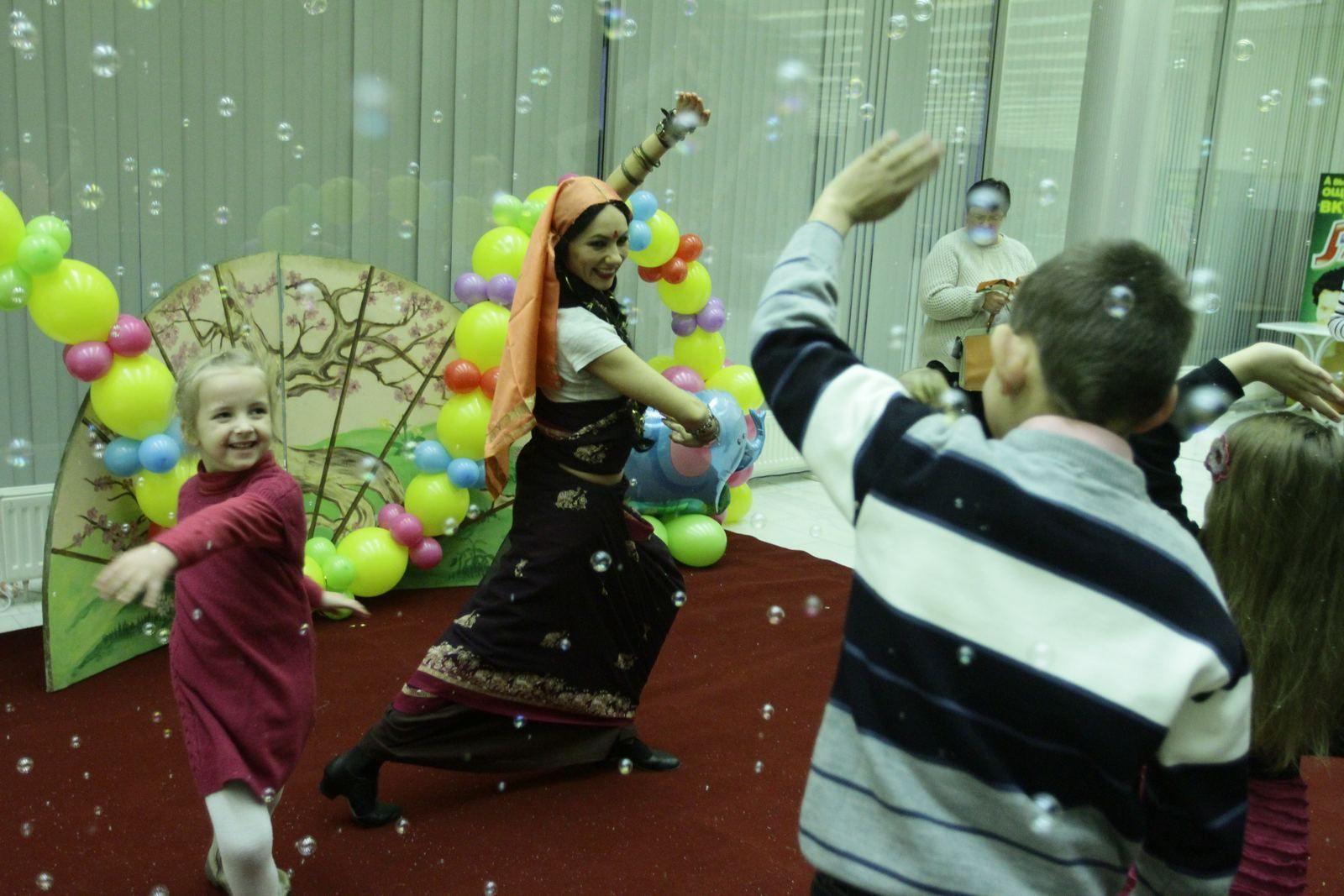 Веселое мероприятие для детей состоится в Щербинке. Фото: архив, «Вечерняя Москва»