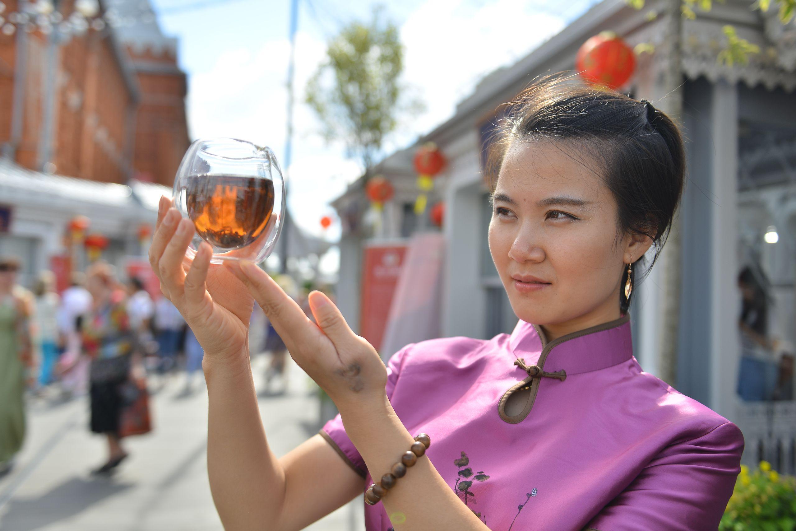 Москвичей пригласили на фестиваль китайской культуры