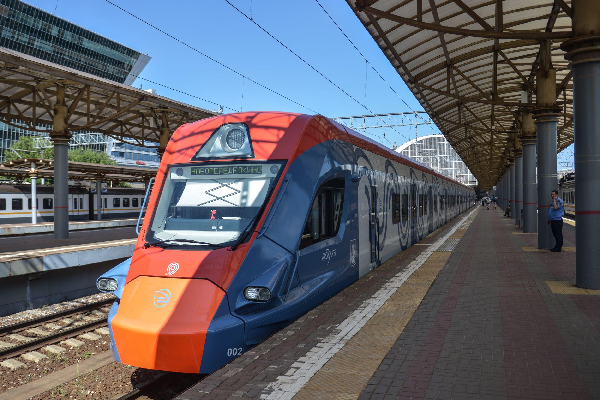 Первая поезда запланирована 8 июня. Фото: Наталья Феоктистова