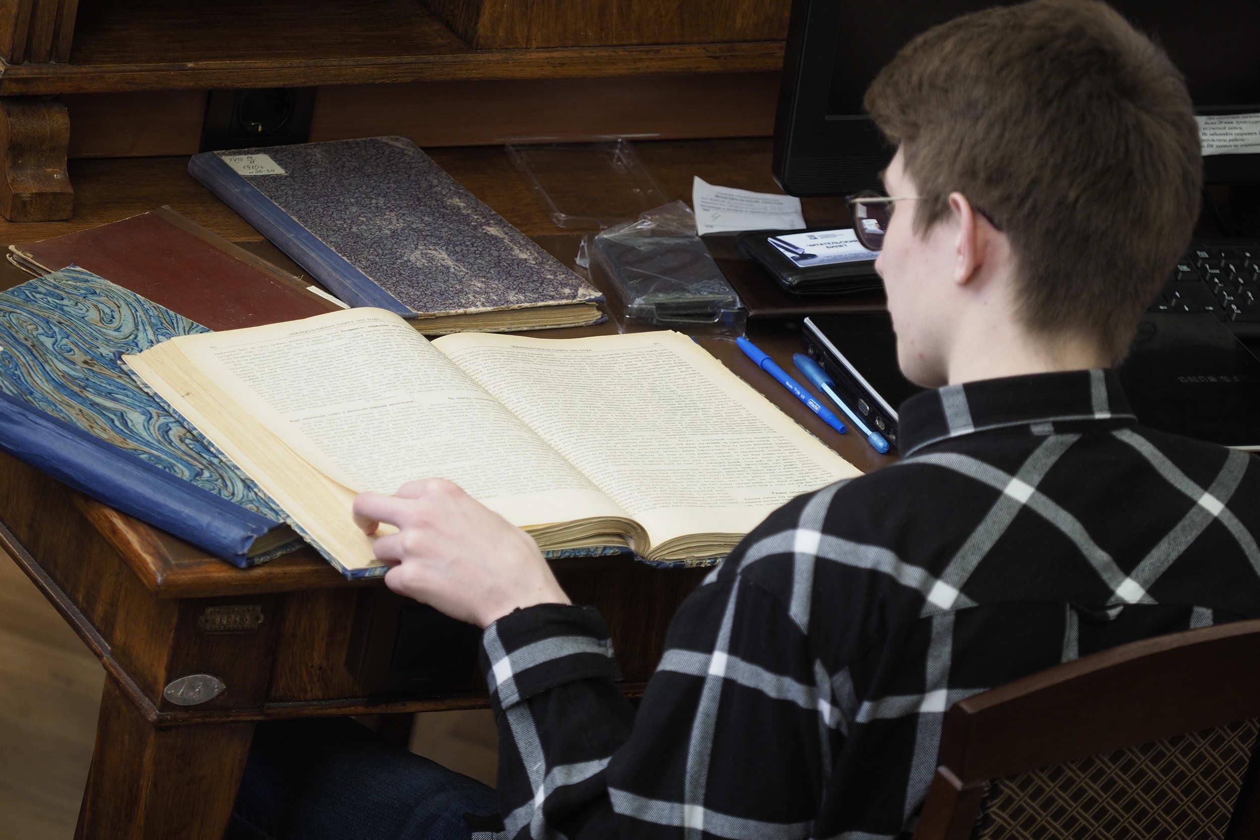 Выставку «День славянской письменности» откроют в читальне Вороновского