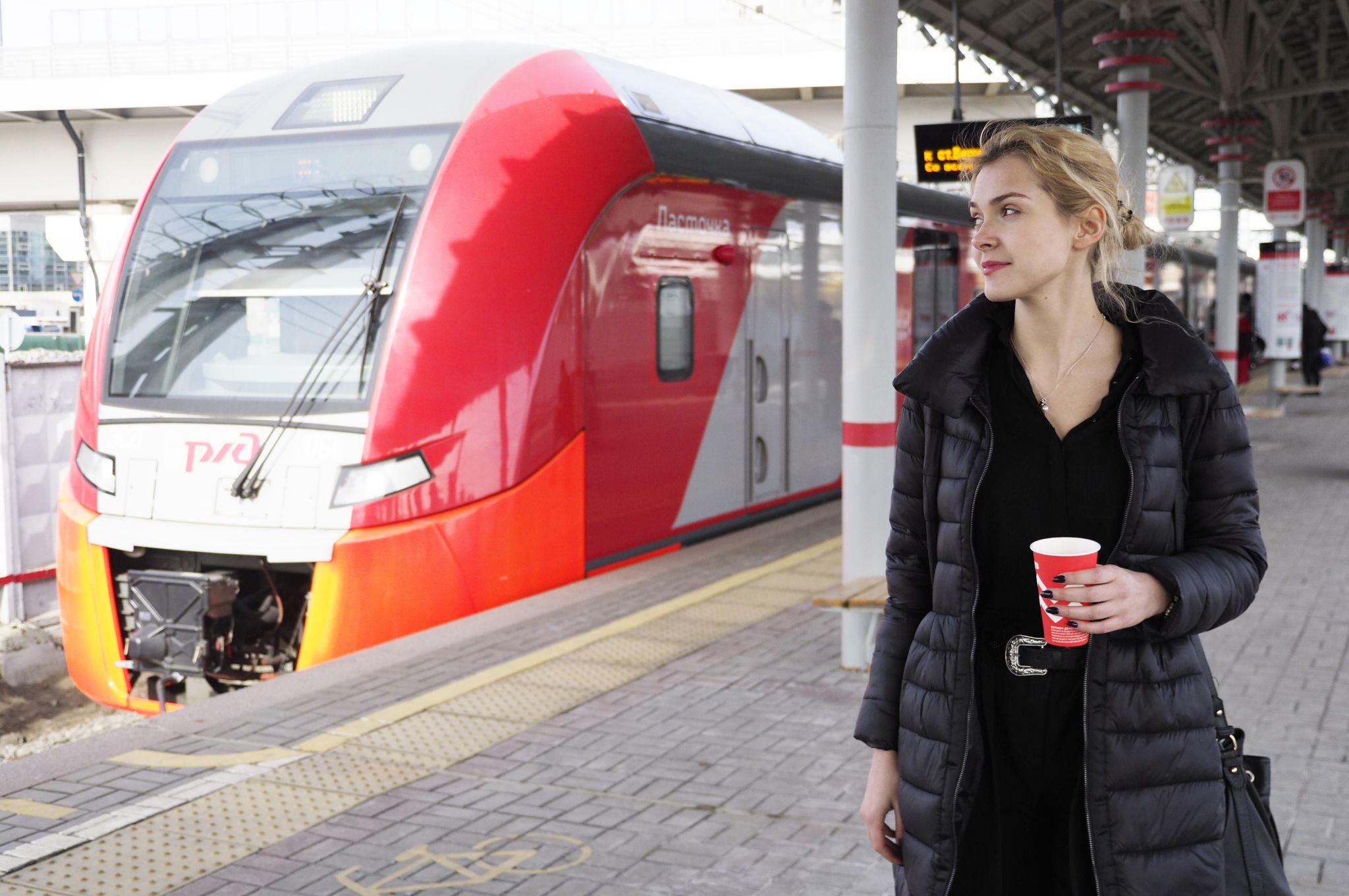 Пассажиропоток МЦК составил более трех миллионов человек