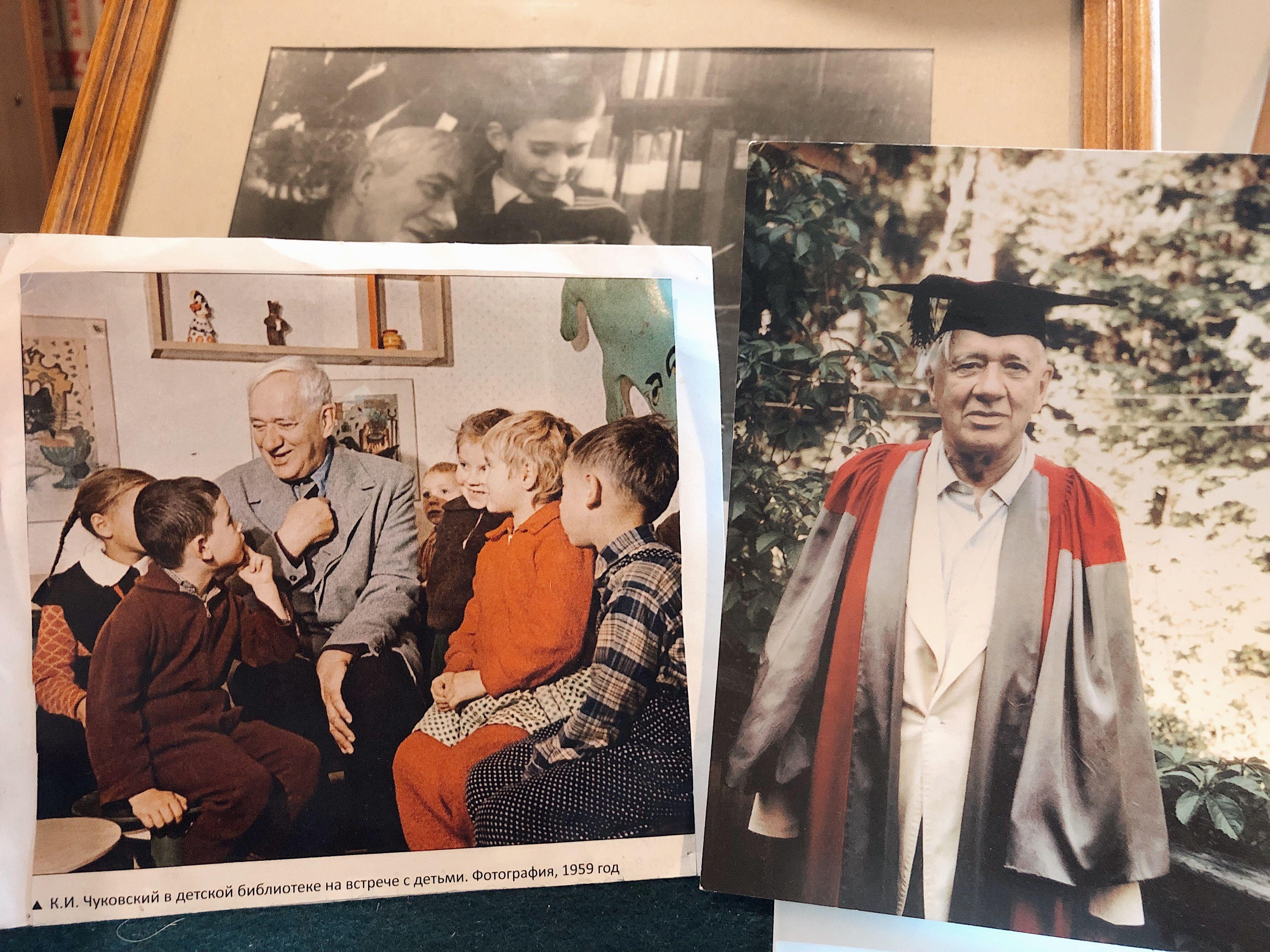 Библиотека во Внуковском — воплощение мечтыписателяКорнея Чуковского и сосредоточие воспоминаний о нем