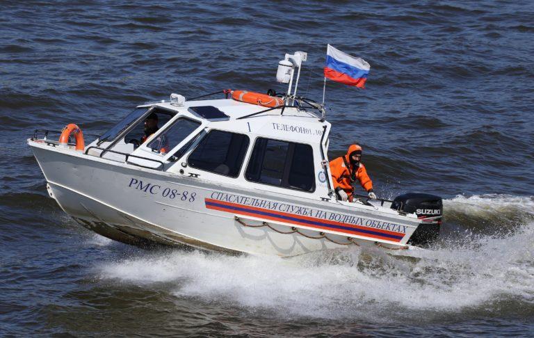 О спасателях Москвы: Московской службе спасения на воде исполняется 144 года