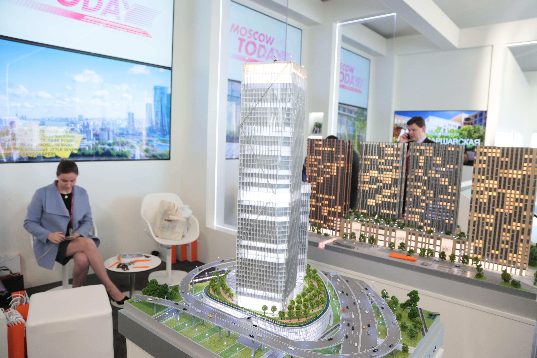Более 25 процентов годового объема недвижимости построили в Новой Москве