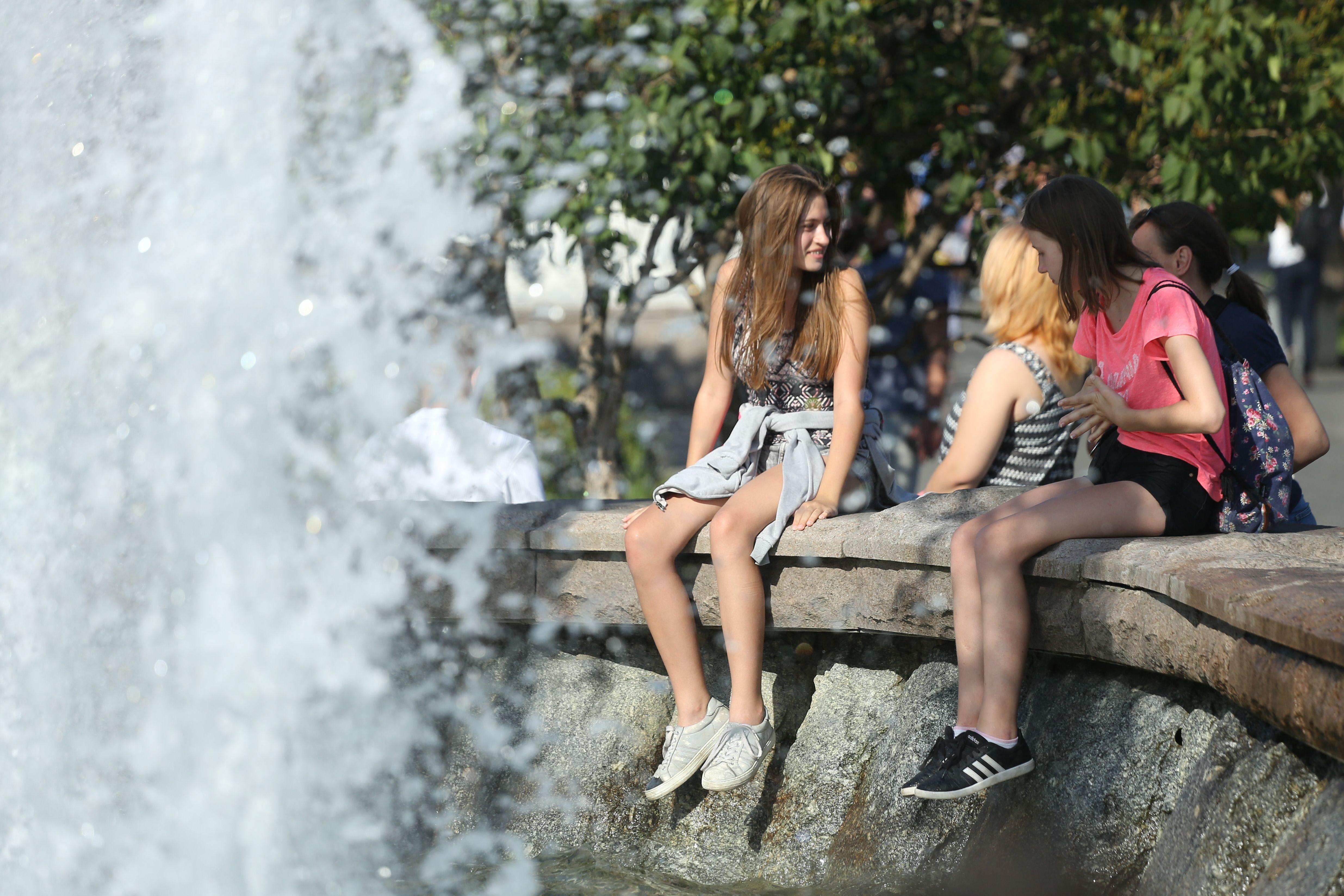 Температура в Москве достигнет отметки плюс 31 градус