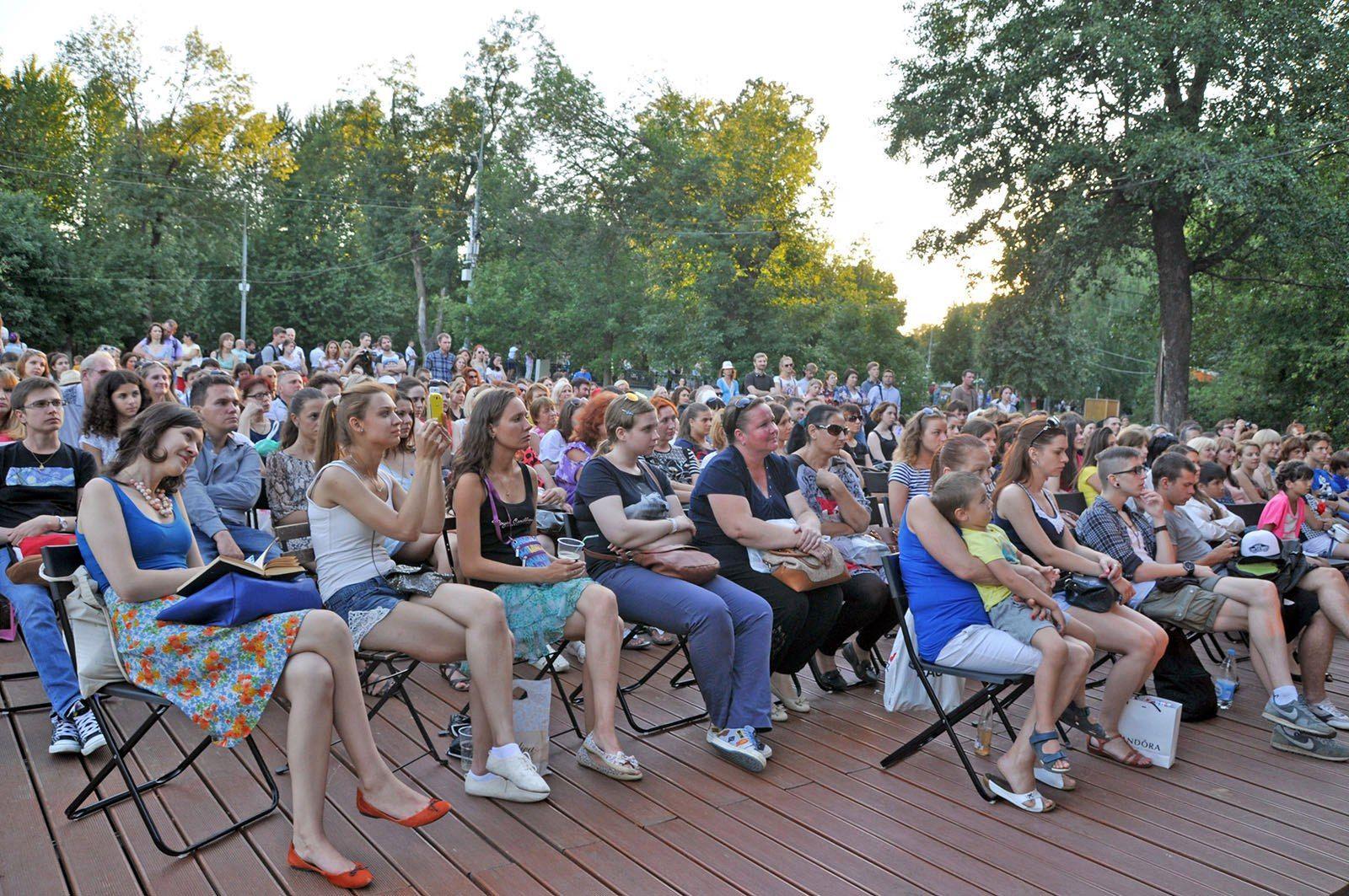 Москвичи проголосуют за обучающие семинары в парке
