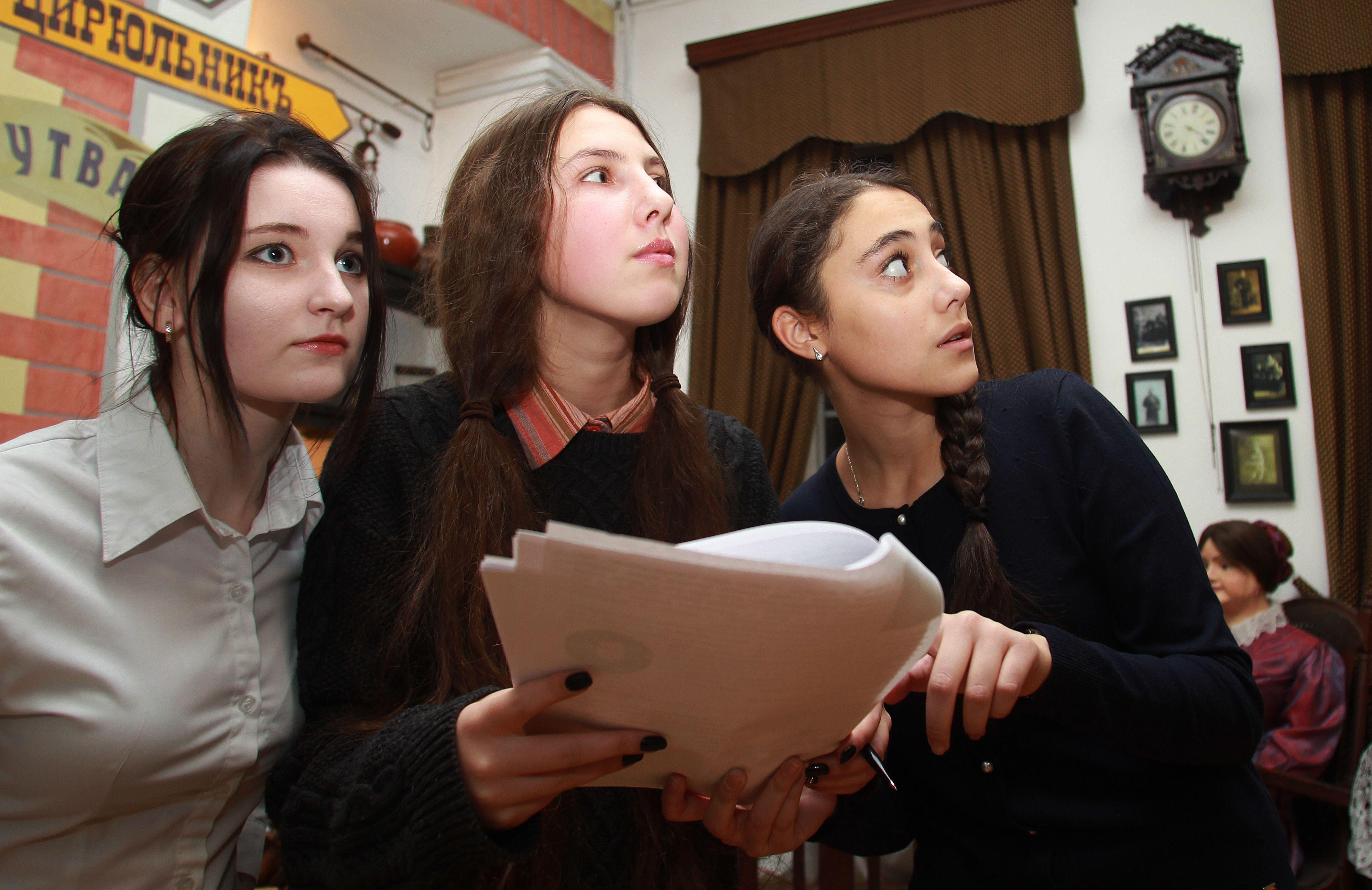 Москвичей пригласили на «Ночь в музее»
