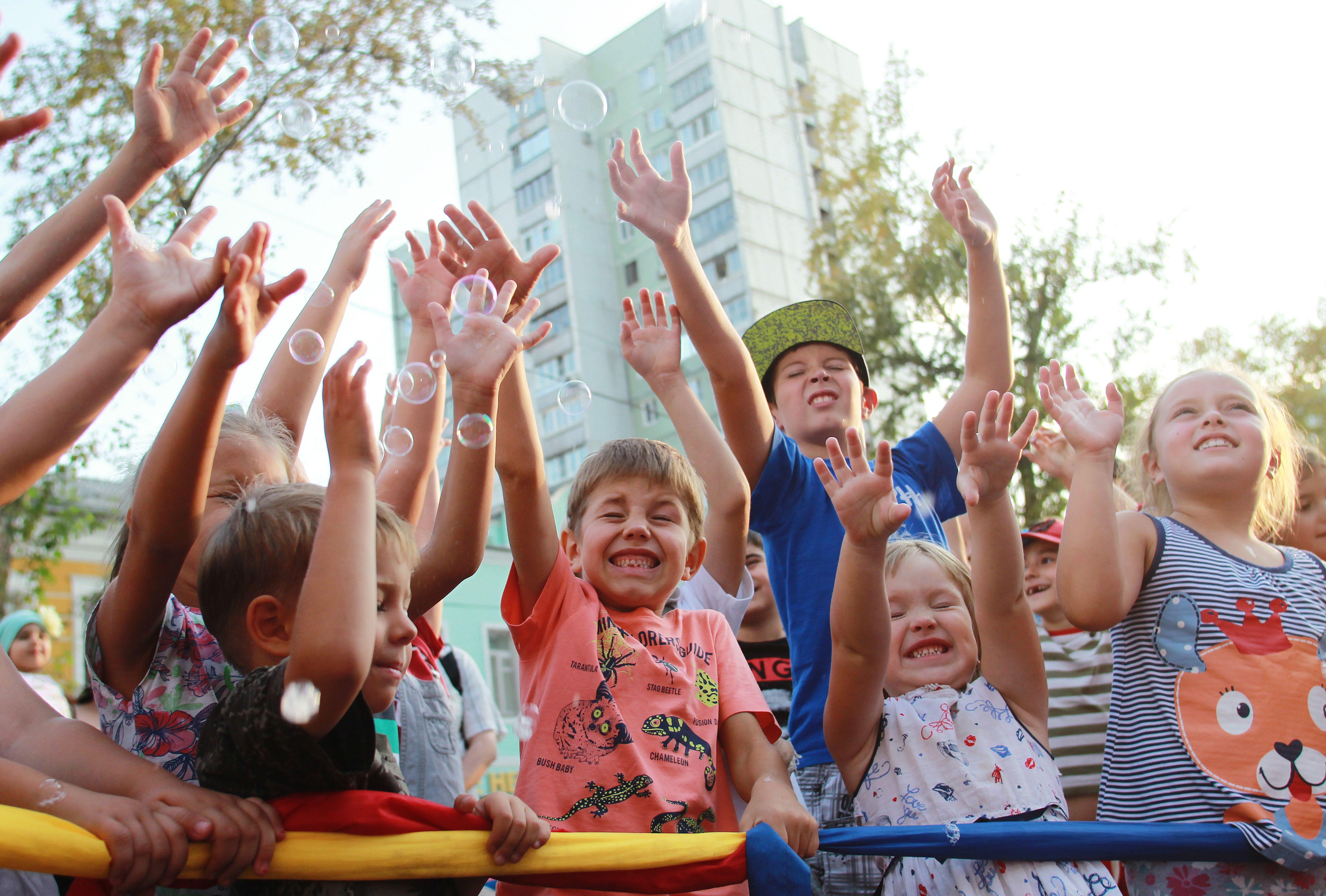Детское мероприятие организуют в Михайлово-Ярцевском