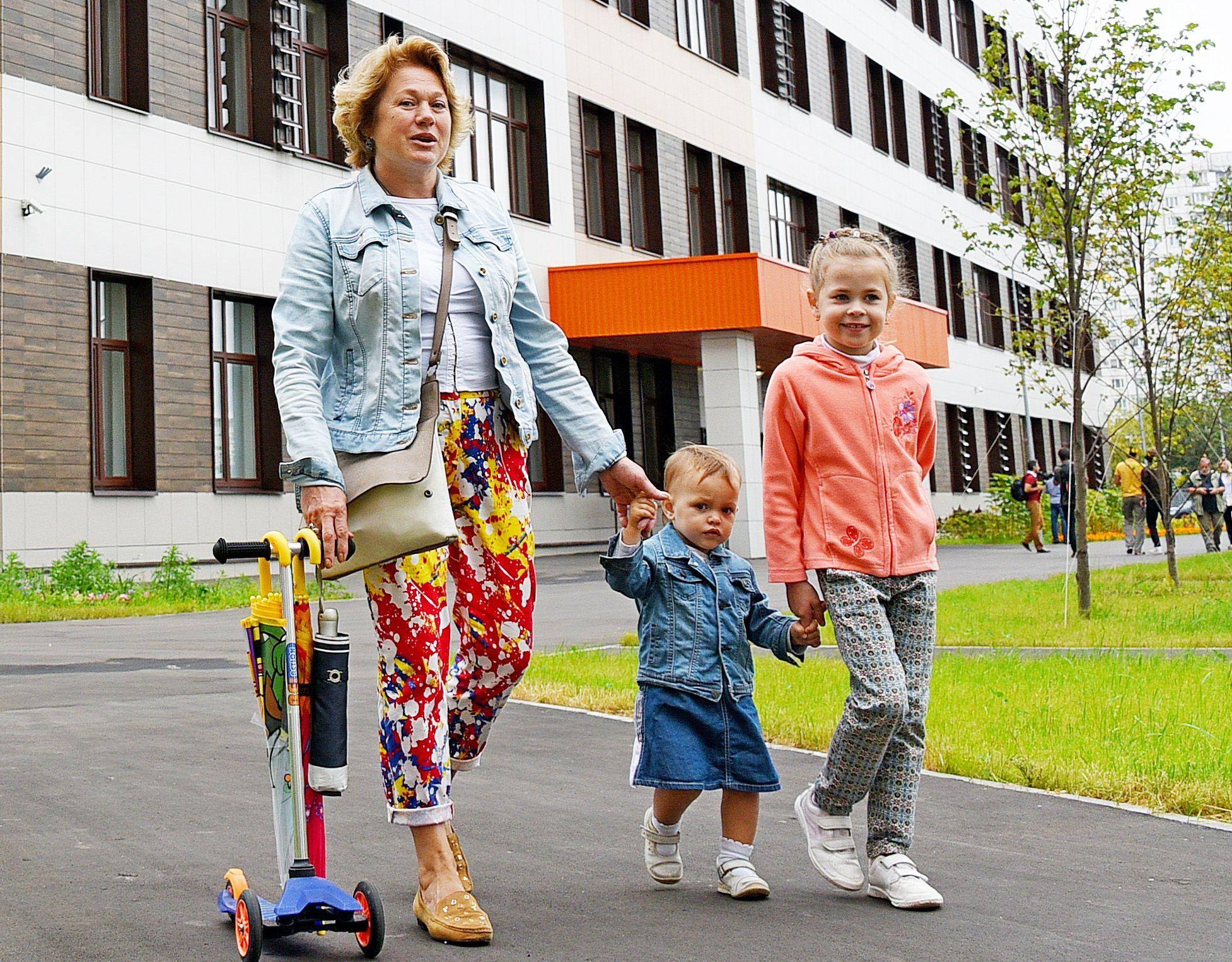 Строительство школы и детского сада начнут в Сосенском в 2019 году