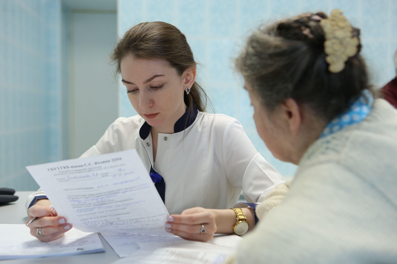 Московские врачи бесплатно проверят на гипертонию