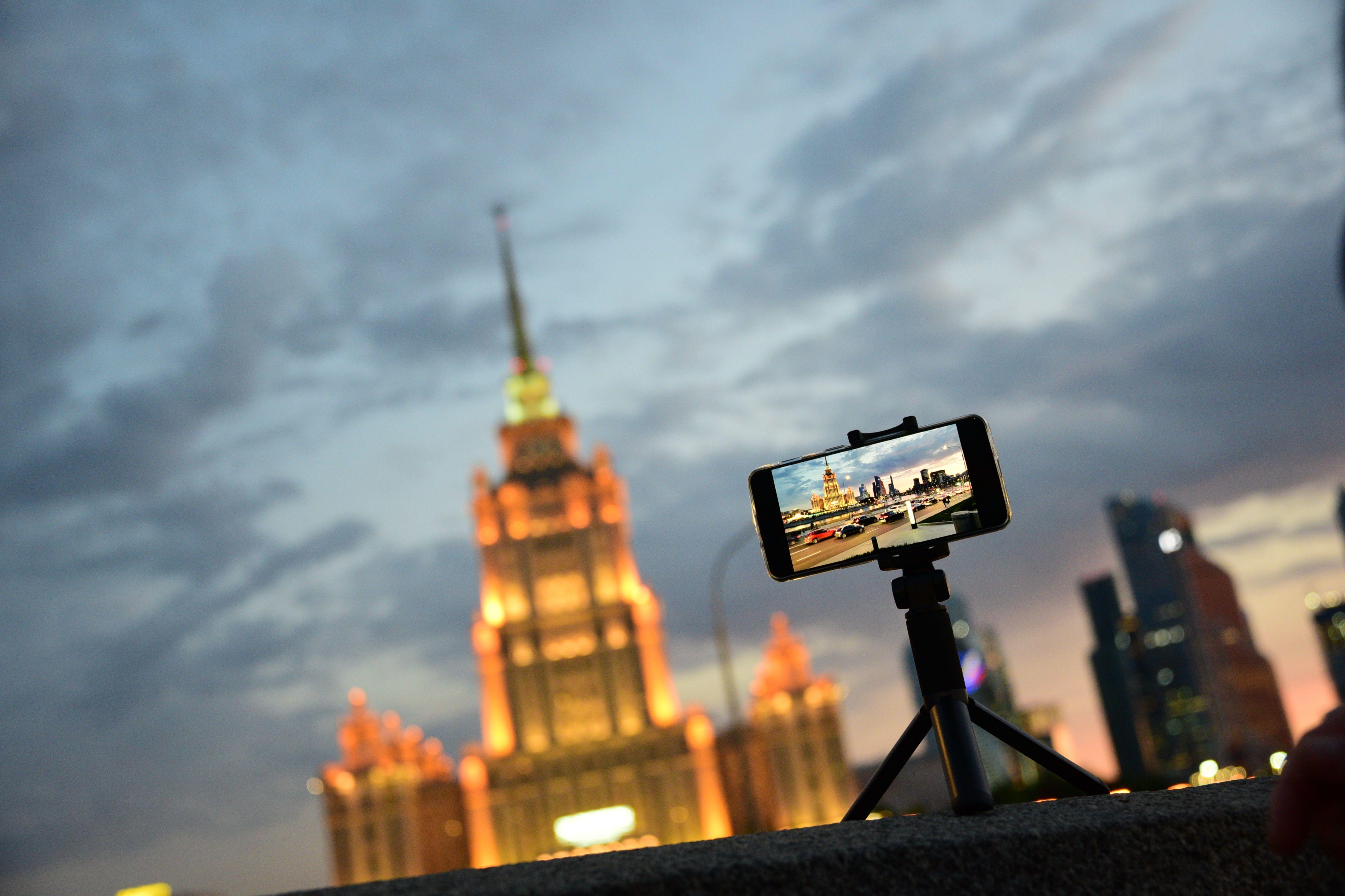 Погода во вторник в Москве будет теплой