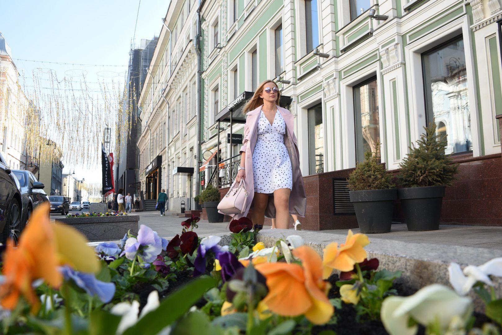 Воскресенье подарит москвичам теплую погоду. Фото: Пелагия Замятина, «Вечерняя Москва»