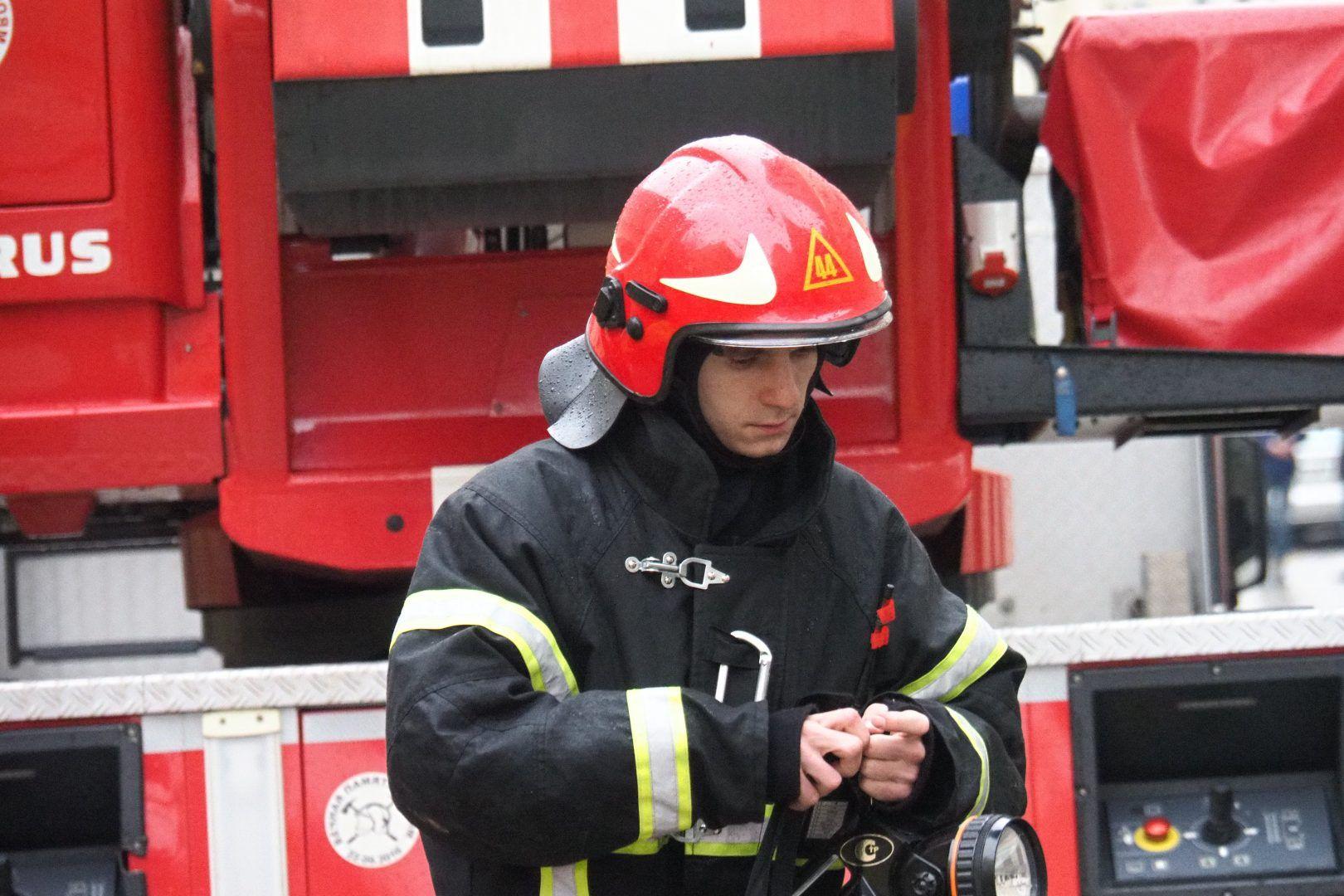 Пожарное депо построят в Московском. Фото: Павел Волков, «Вечерняя Москва»