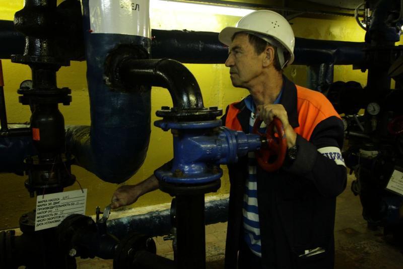 Системы водоснабжения обновят в поселении Кленовское