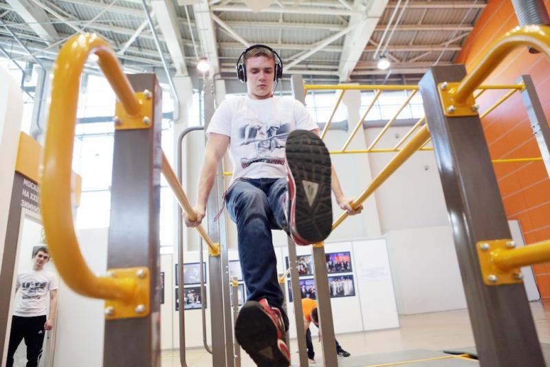 Новый спорткомплекс откроют в Марушкинском