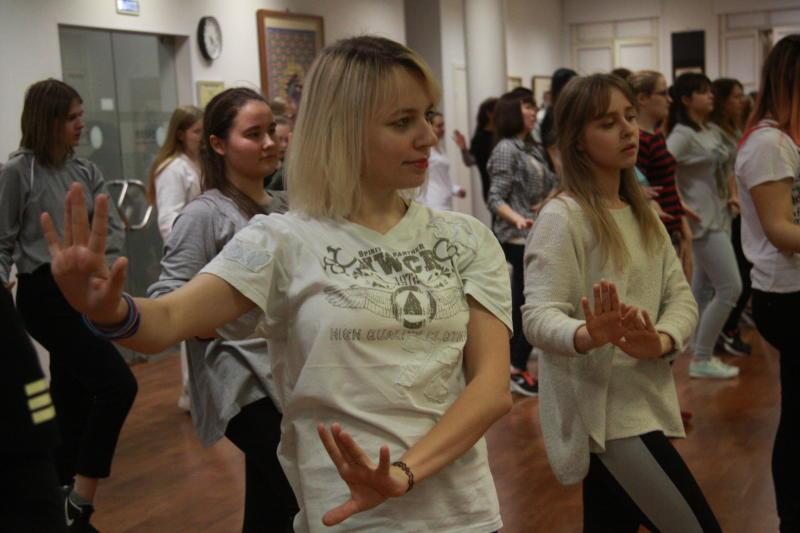 Направление вакинг освоят любители танцев из Рязановского