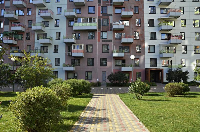 Сведения о 2,6 тысячи кварталах Новой Москвы разместили в интернет-сервисах
