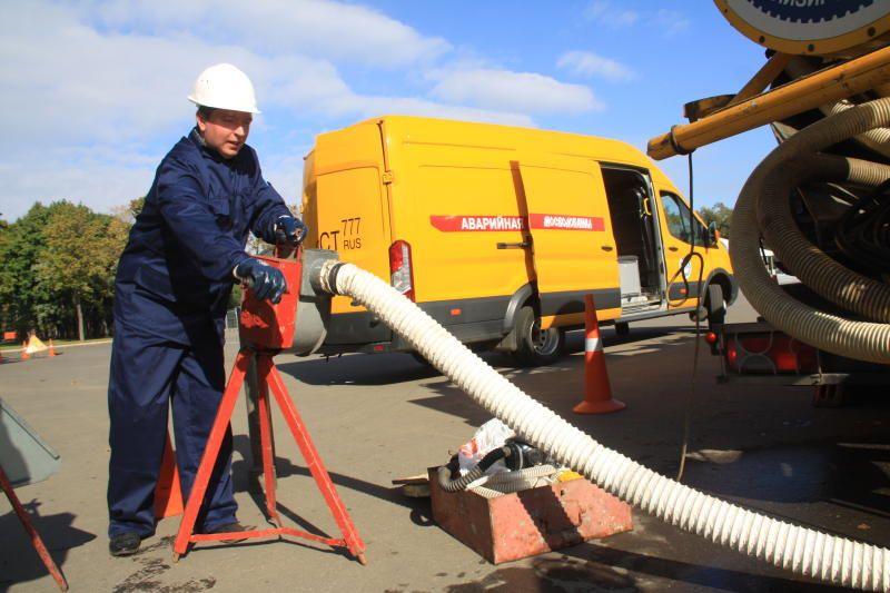 Специалисты построили 100 километров сетей водоснабжения и водоотведения за неполные семь лет