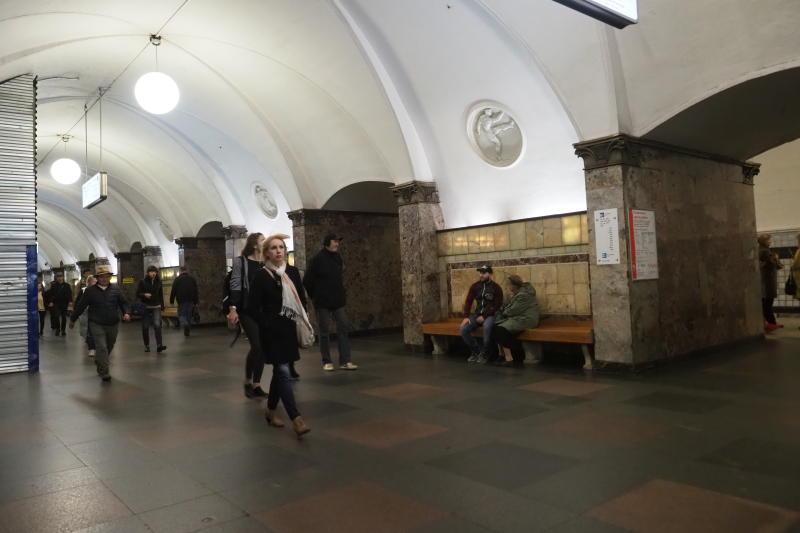 Более четырех миллионов человек воспользовались метрополитеном