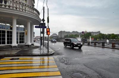 Движение автомобилей восстановлено в столице
