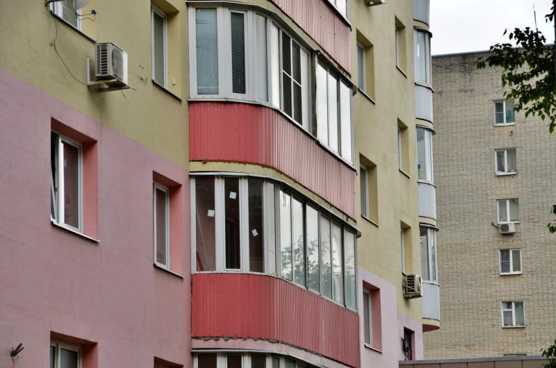 Фасад жилого дома отремонтируют в Десеновском