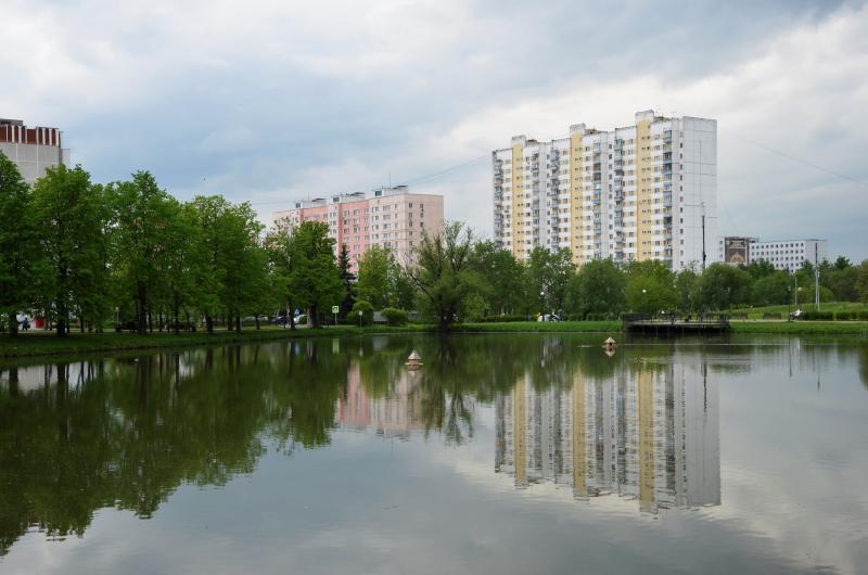 Информацию о жилых кварталах разместили в открытом доступе