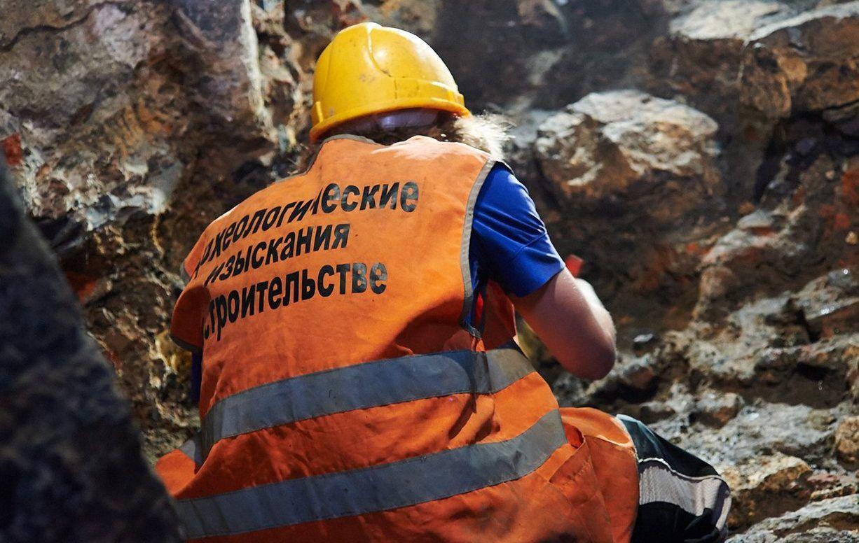 Московские археологи обнаружили более 30 тысяч артефактов