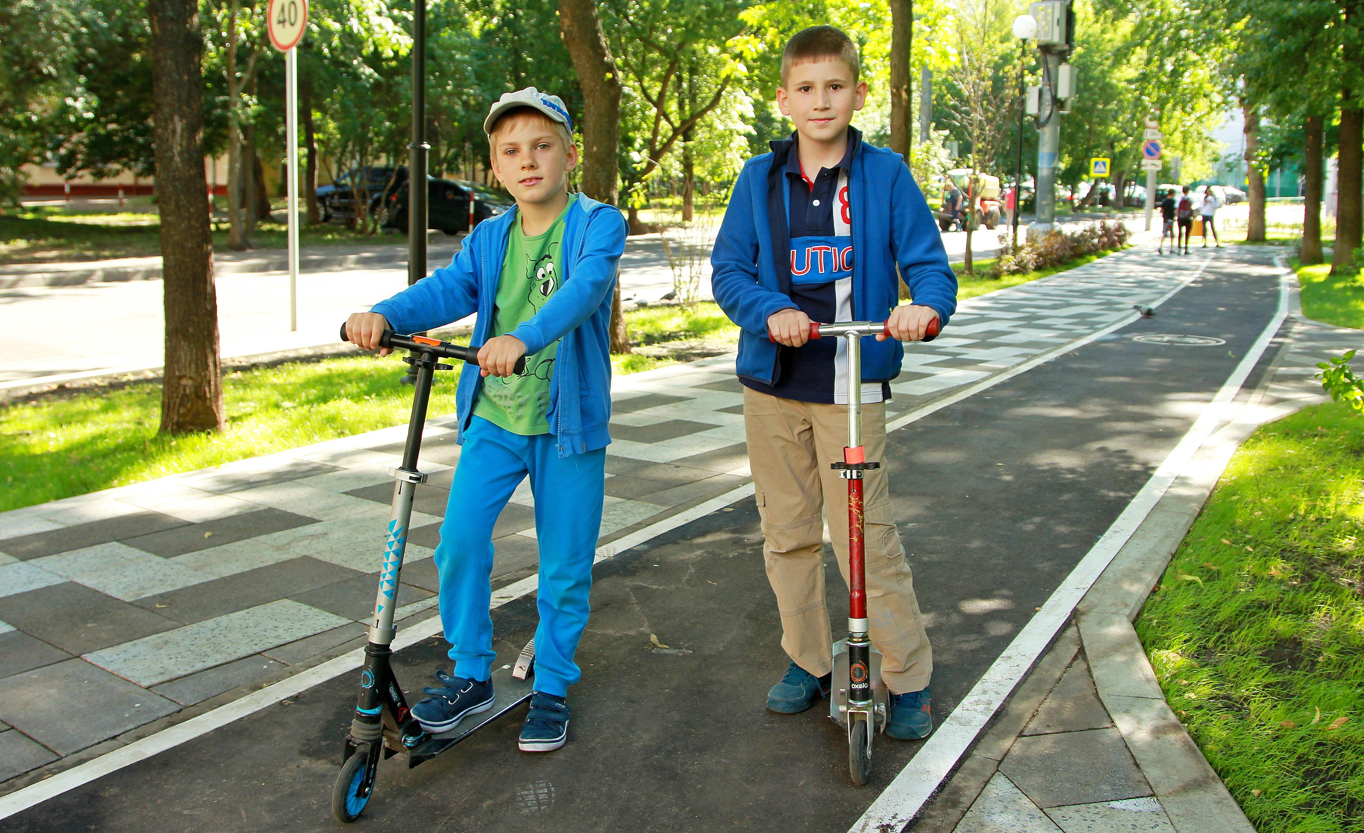 Детские площадки и скверы благоустроят в Щербинке