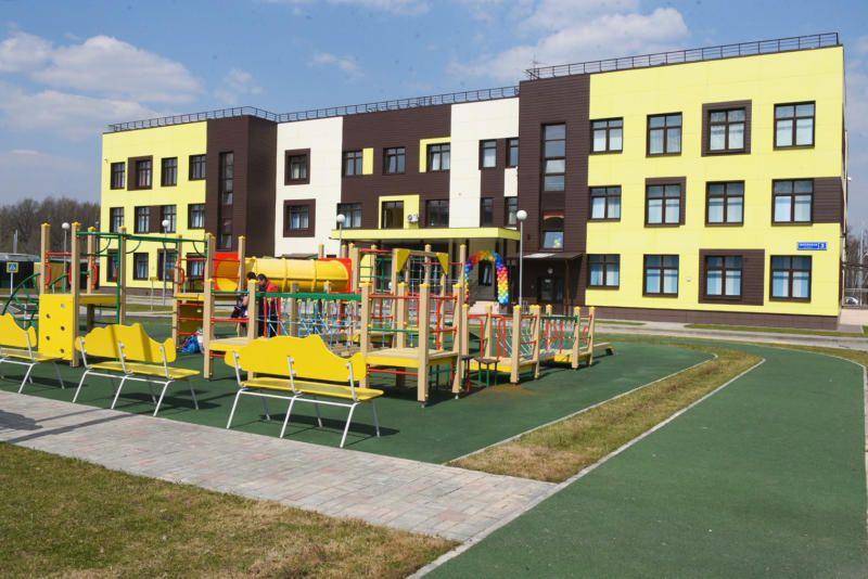 Детский сад на 300 мест в поселении Внуковское откроют к началу учебного года